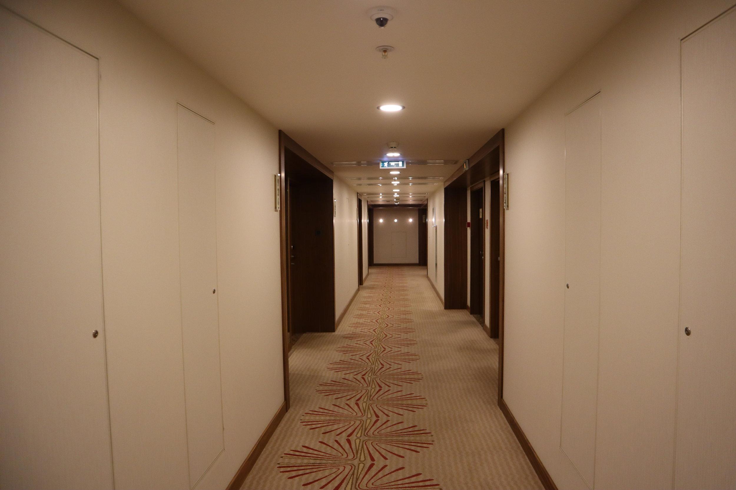Marriott Novosibirsk – Hallway