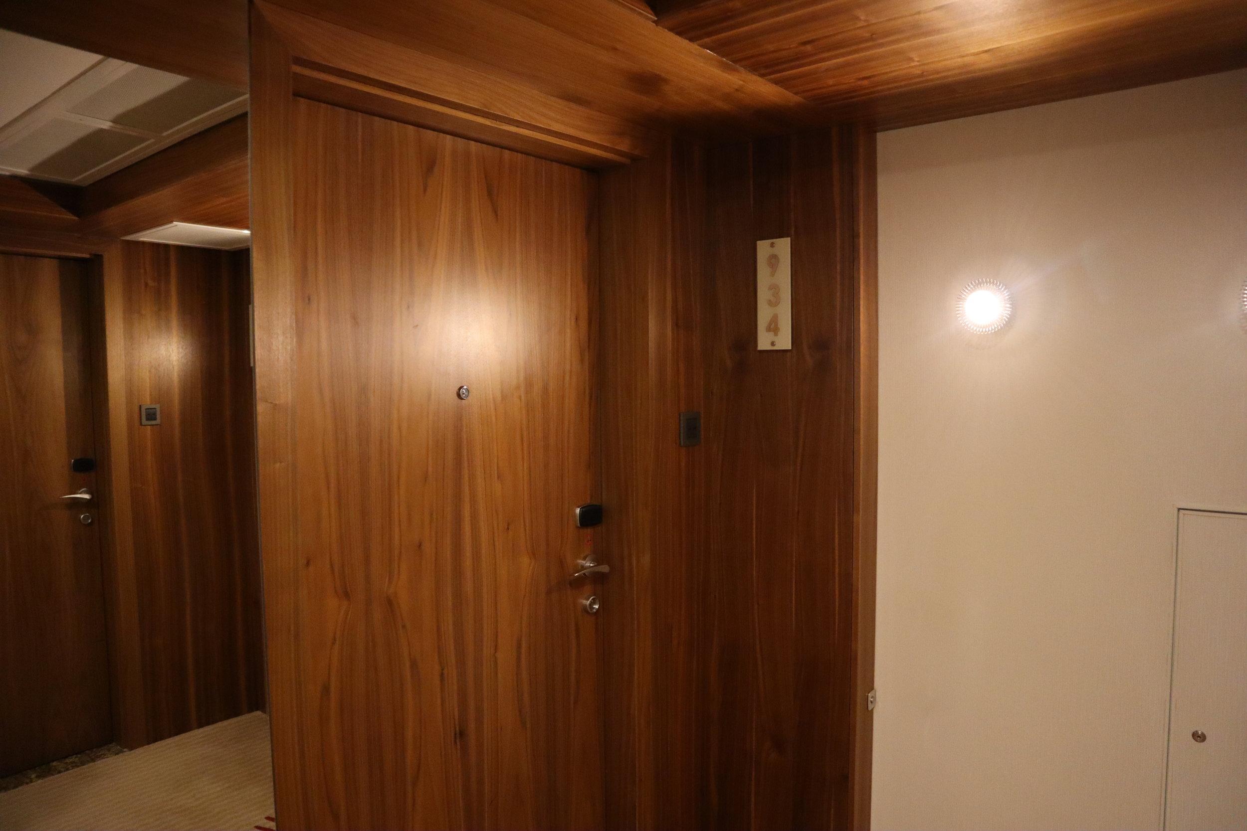 Marriott Novosibirsk – Room 934