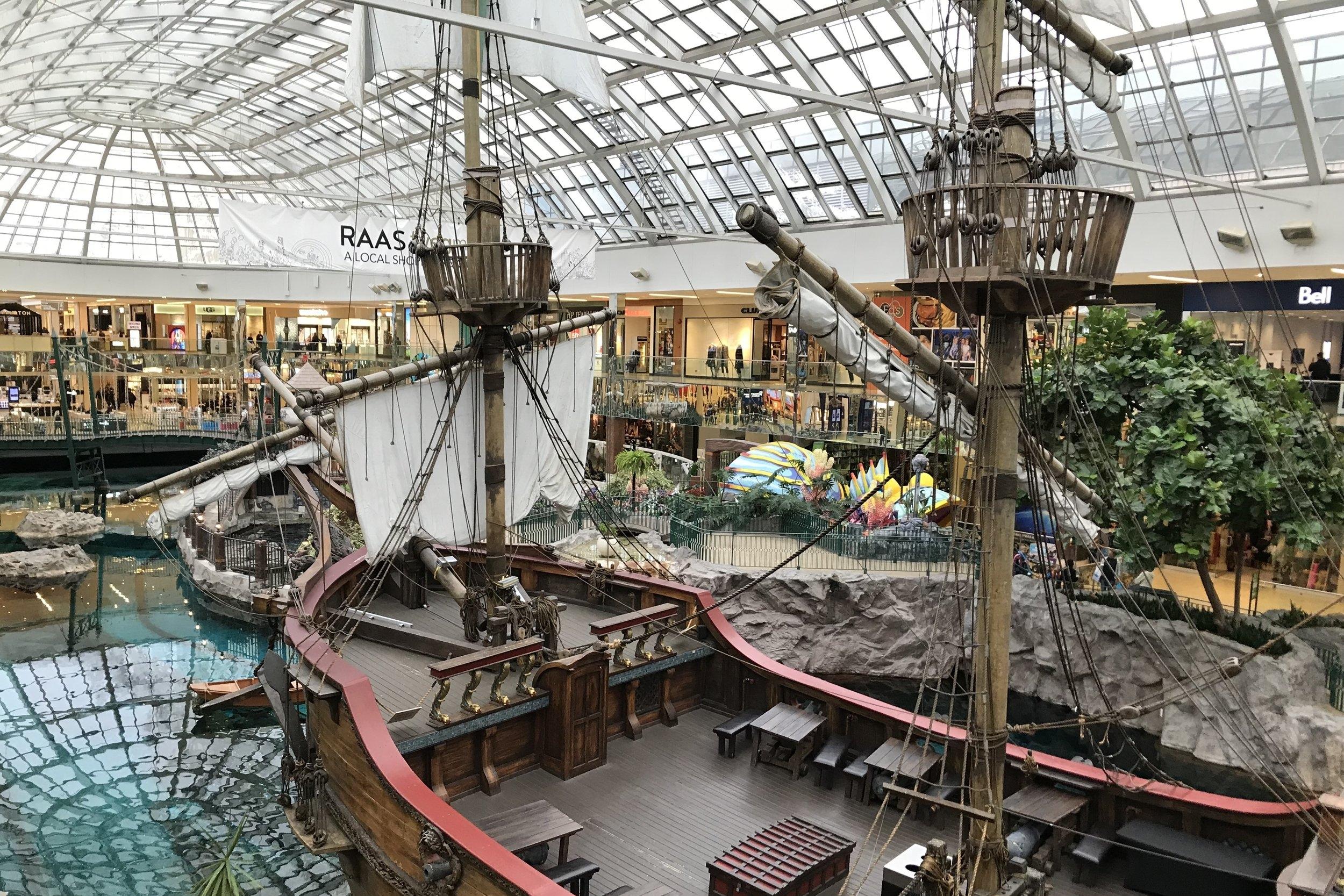 West Edmonton Mall, Edmonton