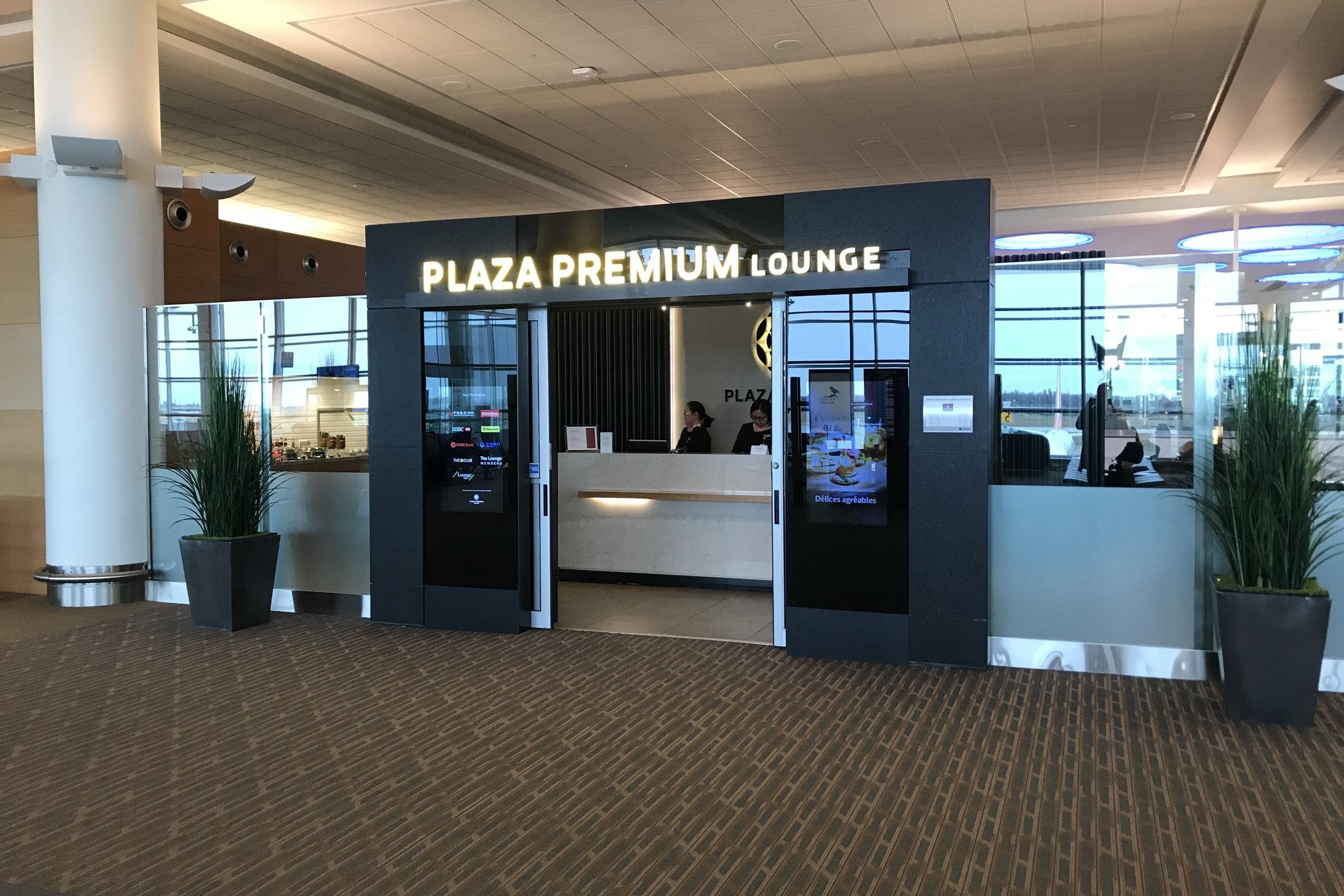 Plaza Premium Lounge Winnipeg