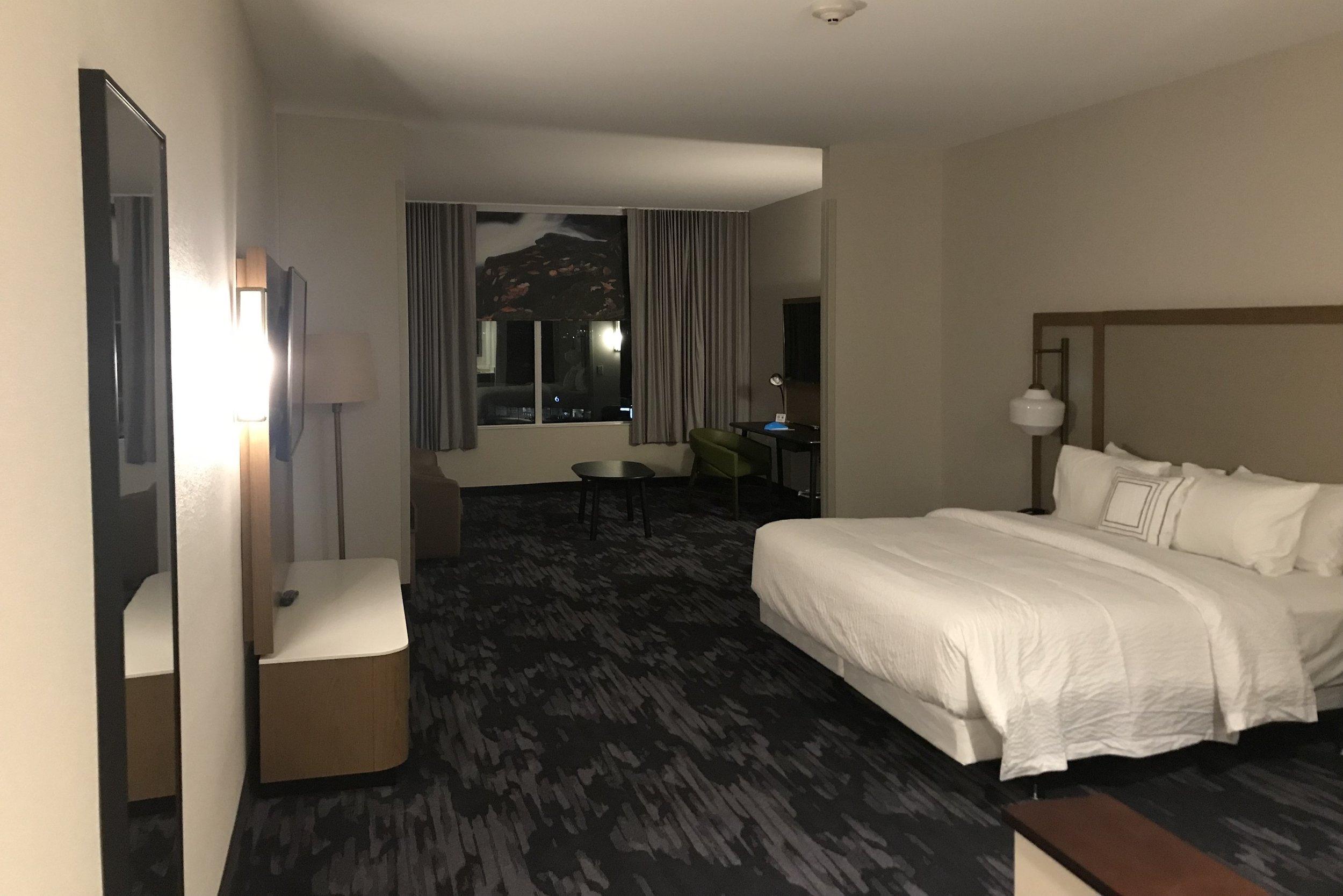 Fairfield Inn & Suites Ottawa Airport