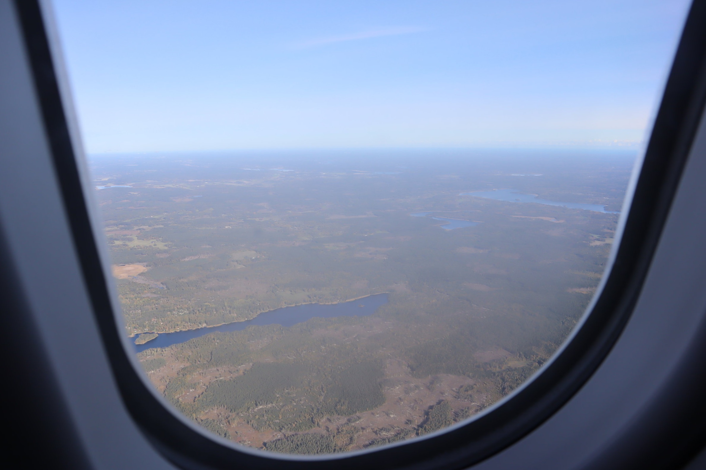 SAS business class – Views on approach to Stockholm