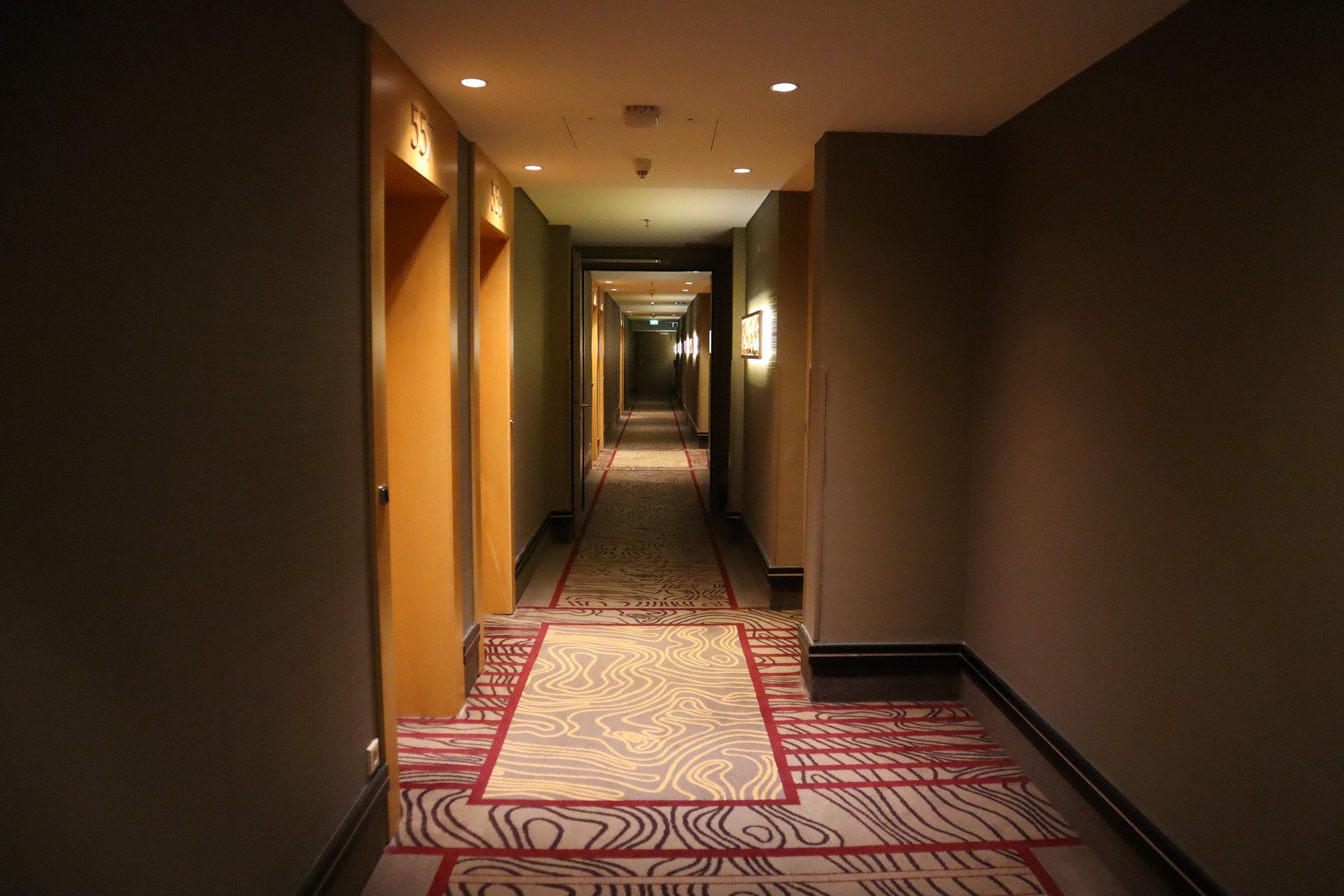 Le Méridien Munich – Hallway