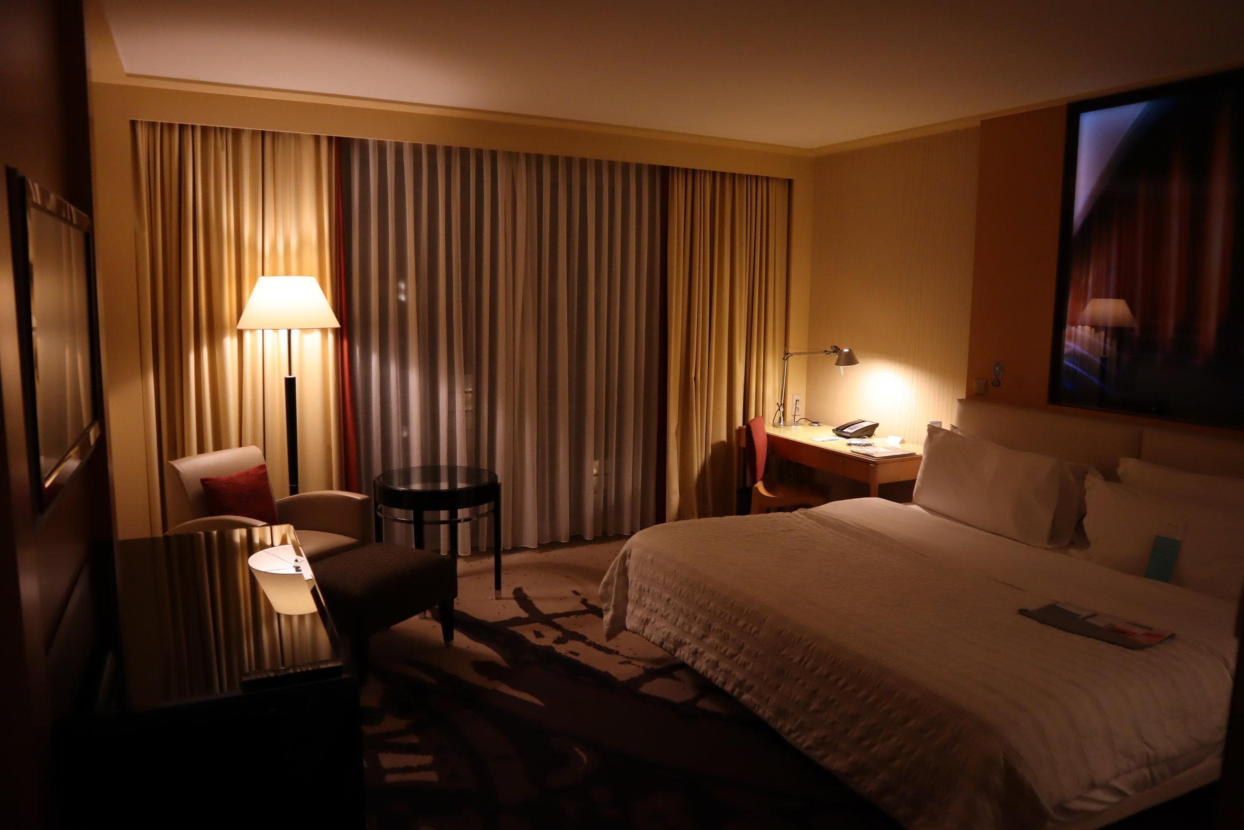 Le Méridien Munich – Bedroom