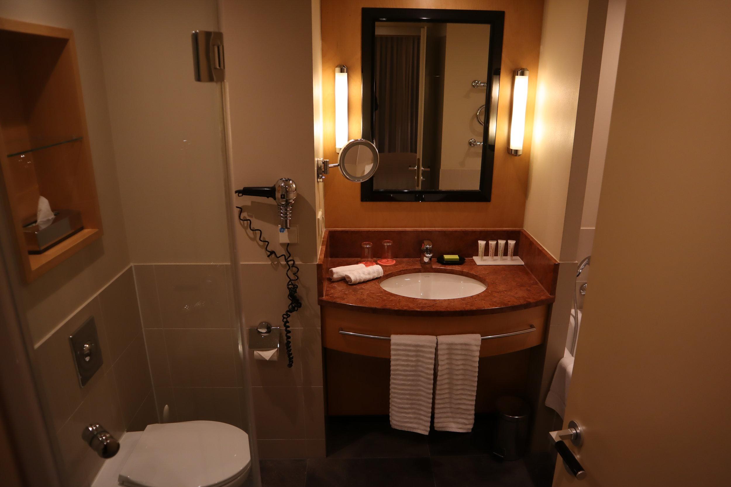 Le Méridien Munich – Bathroom