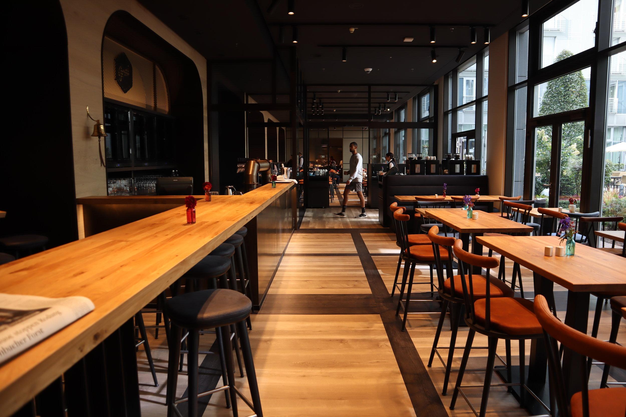 Le Méridien Munich – Irmi restaurant