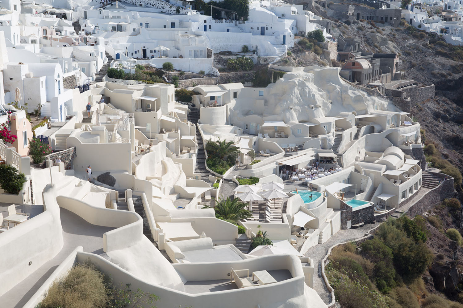 Mystique, a Luxury Collection Resort, Santorini