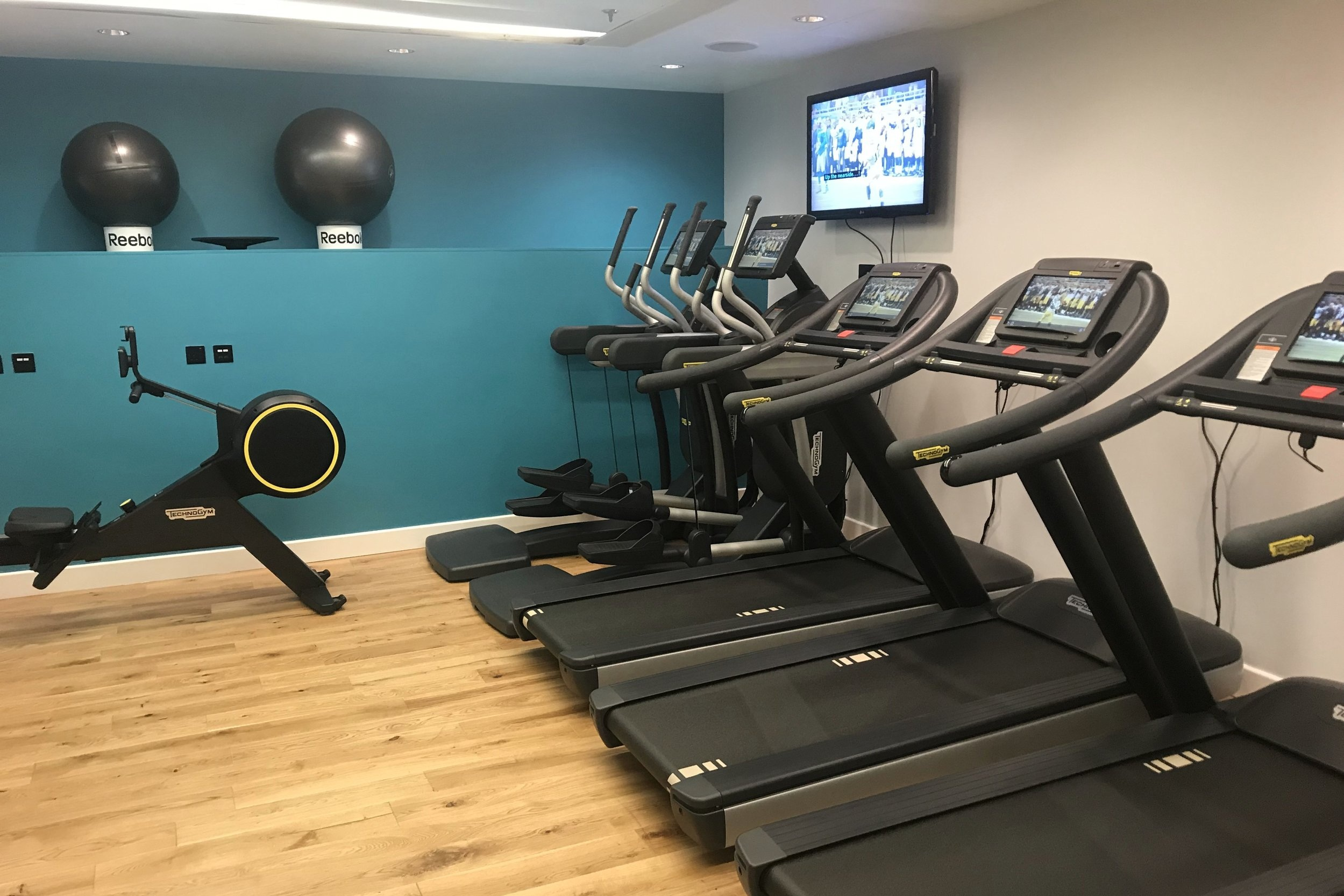 St. Pancras Renaissance Hotel London – Fitness centre