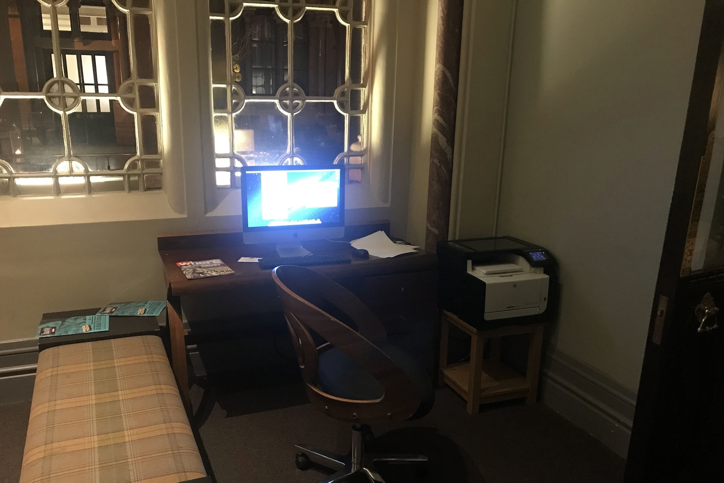 St. Pancras Renaissance Hotel London – Business centre