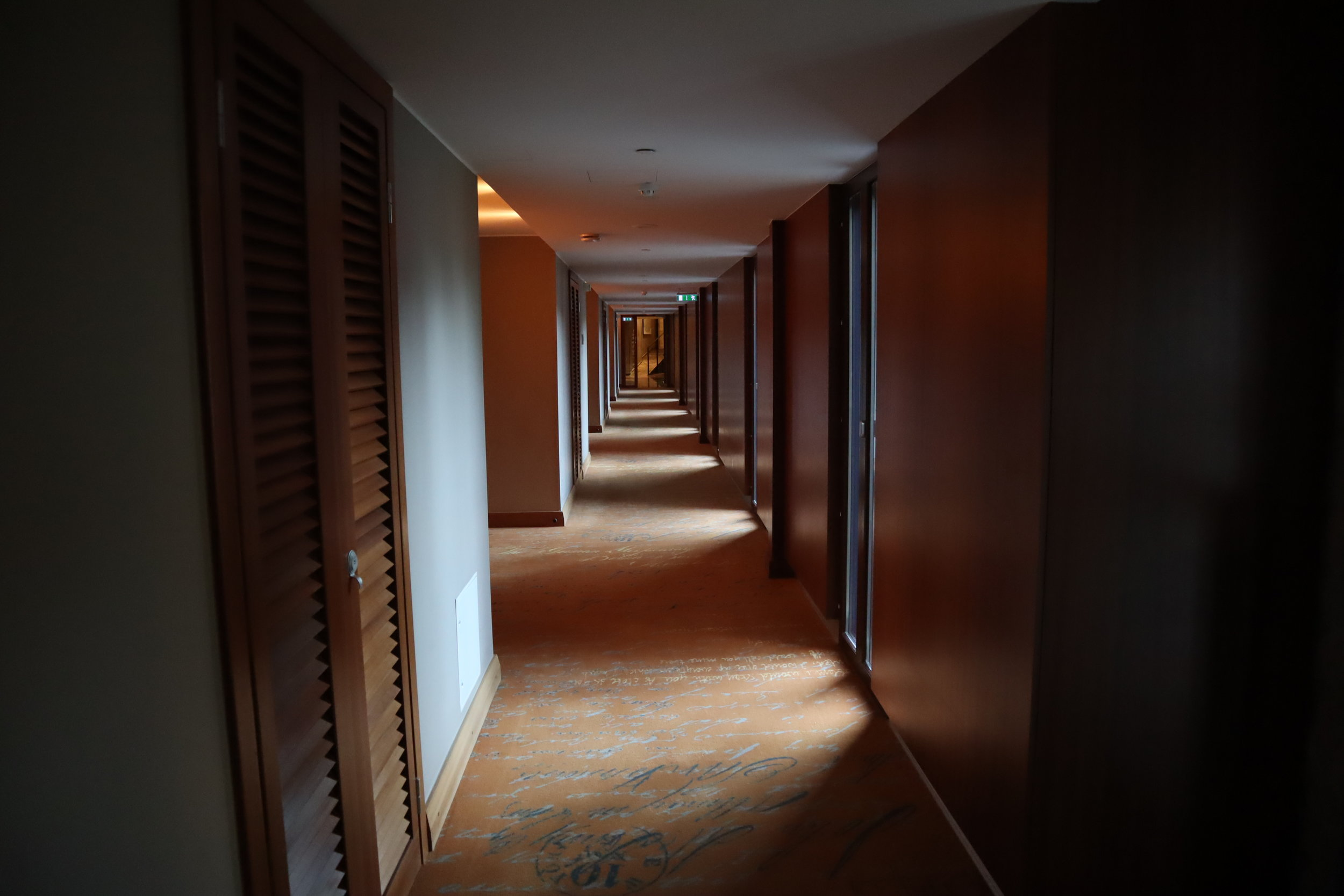 Hotel Telegraaf Tallinn – Executive wing hallway