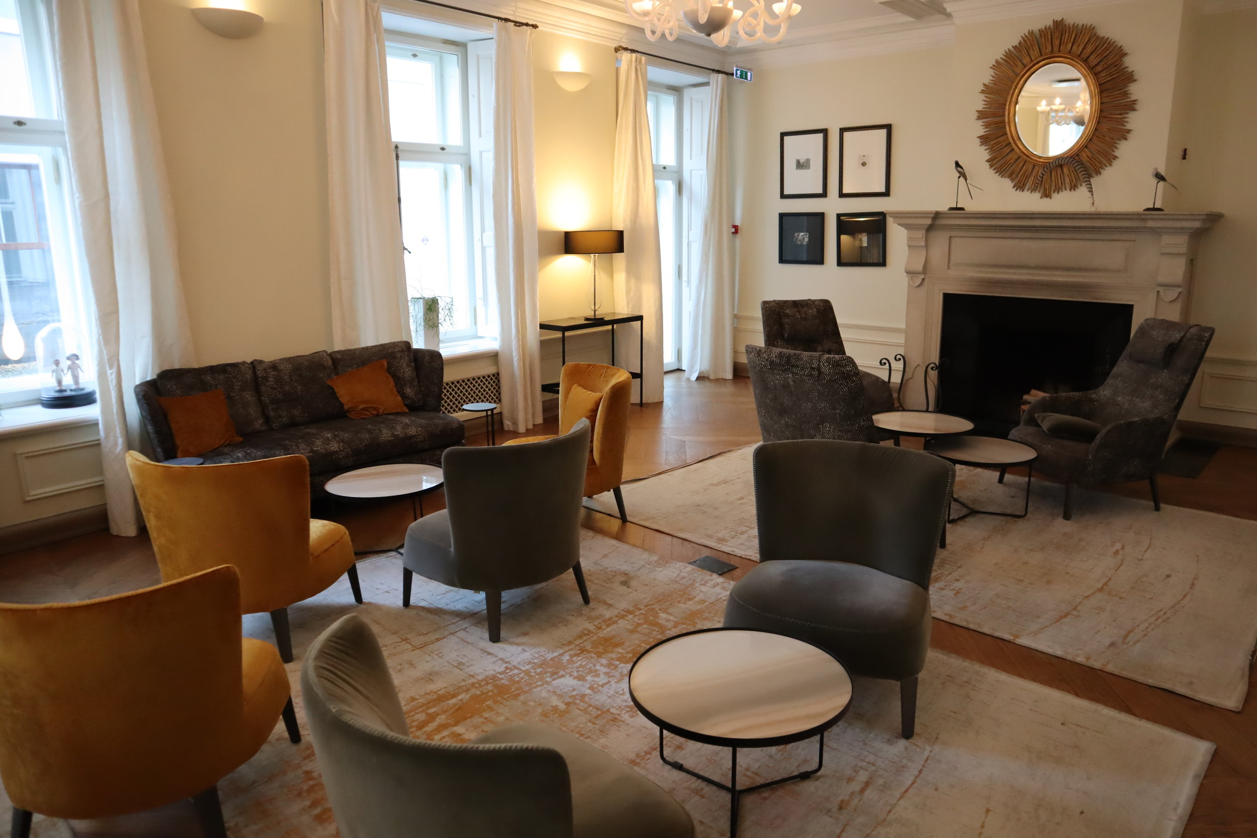 Hotel Telegraaf Tallinn – Symphony Lounge