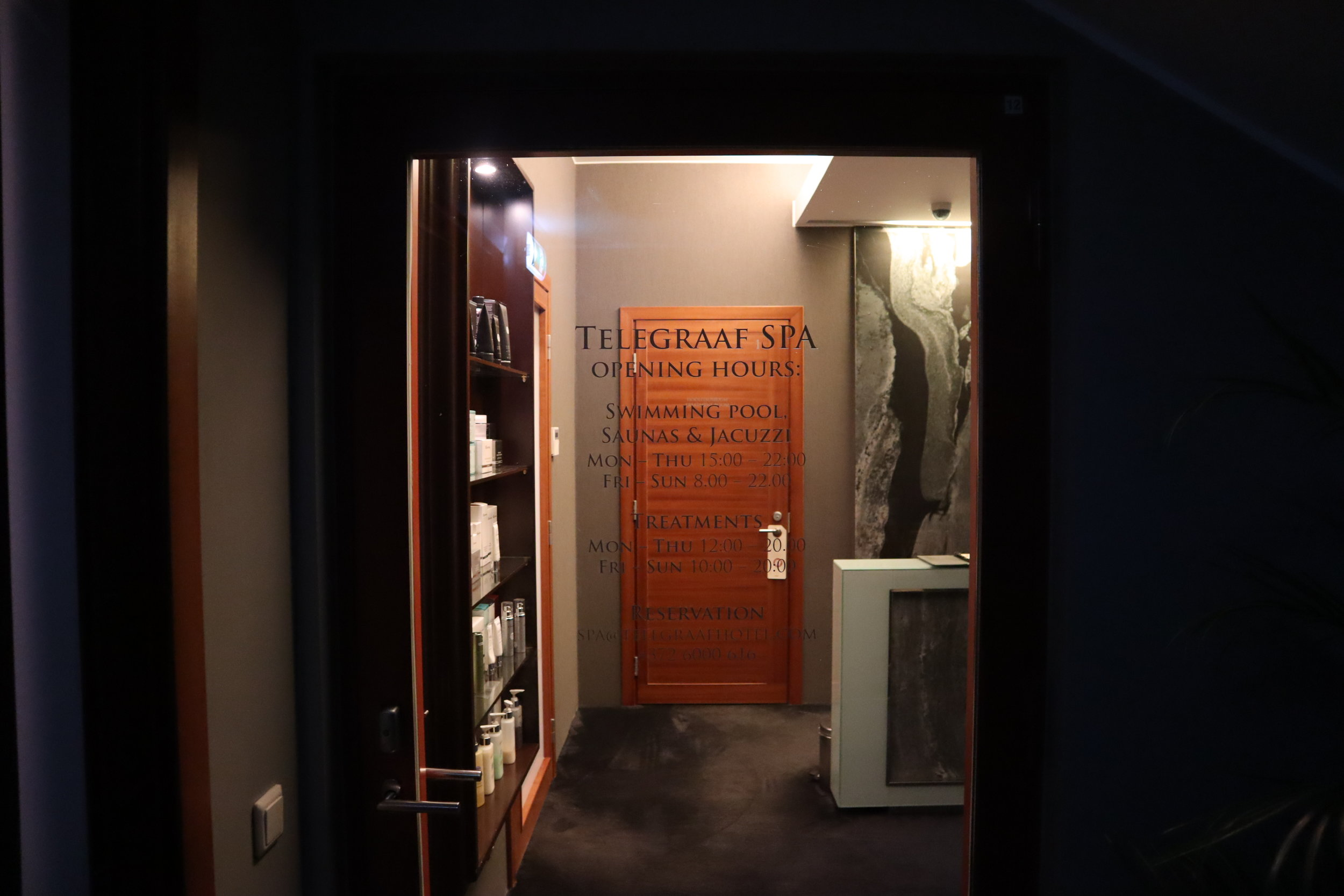 Hotel Telegraaf Tallinn – Telegraaf Spa