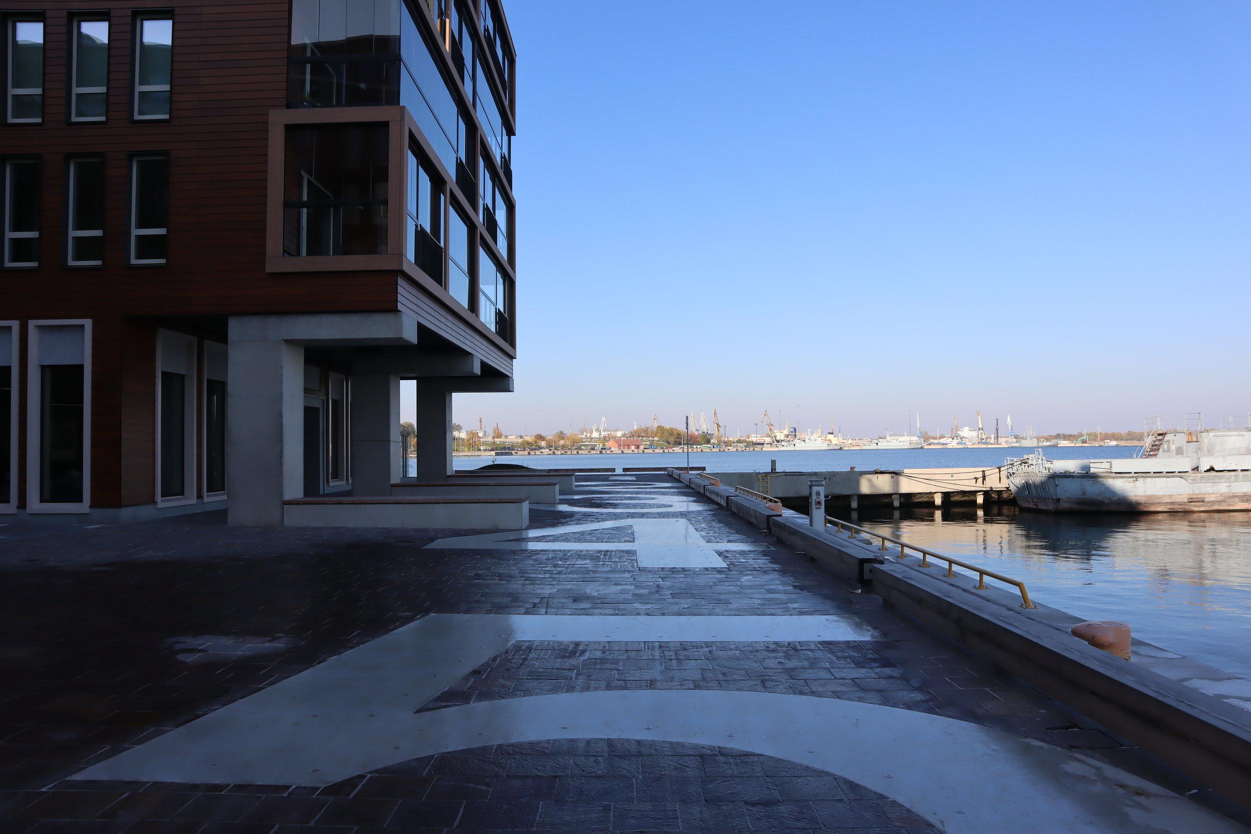 Kalamaja waterfront