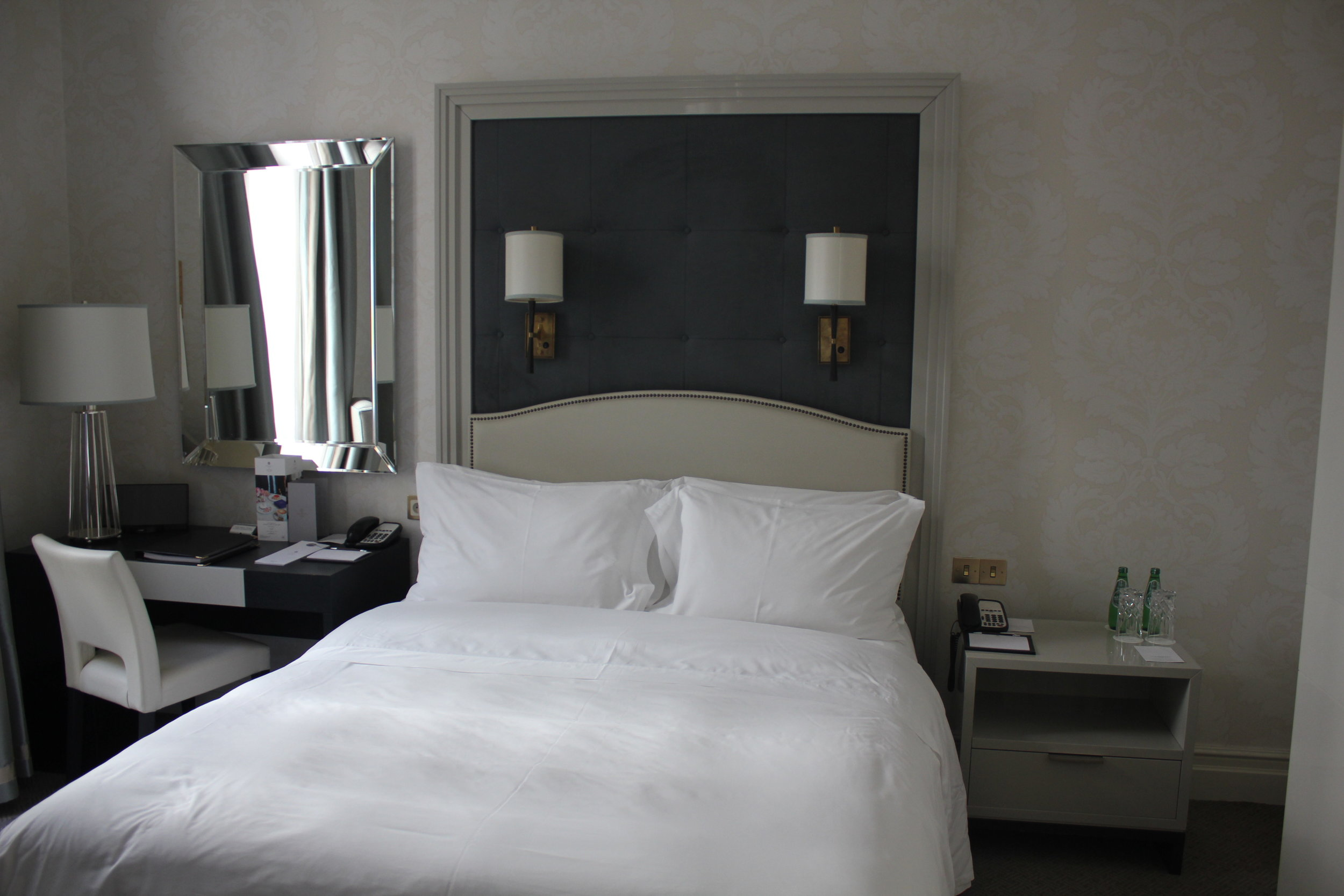 Redeem your Category 5 certificate for a free night at the  Hotel Bristol Warsaw