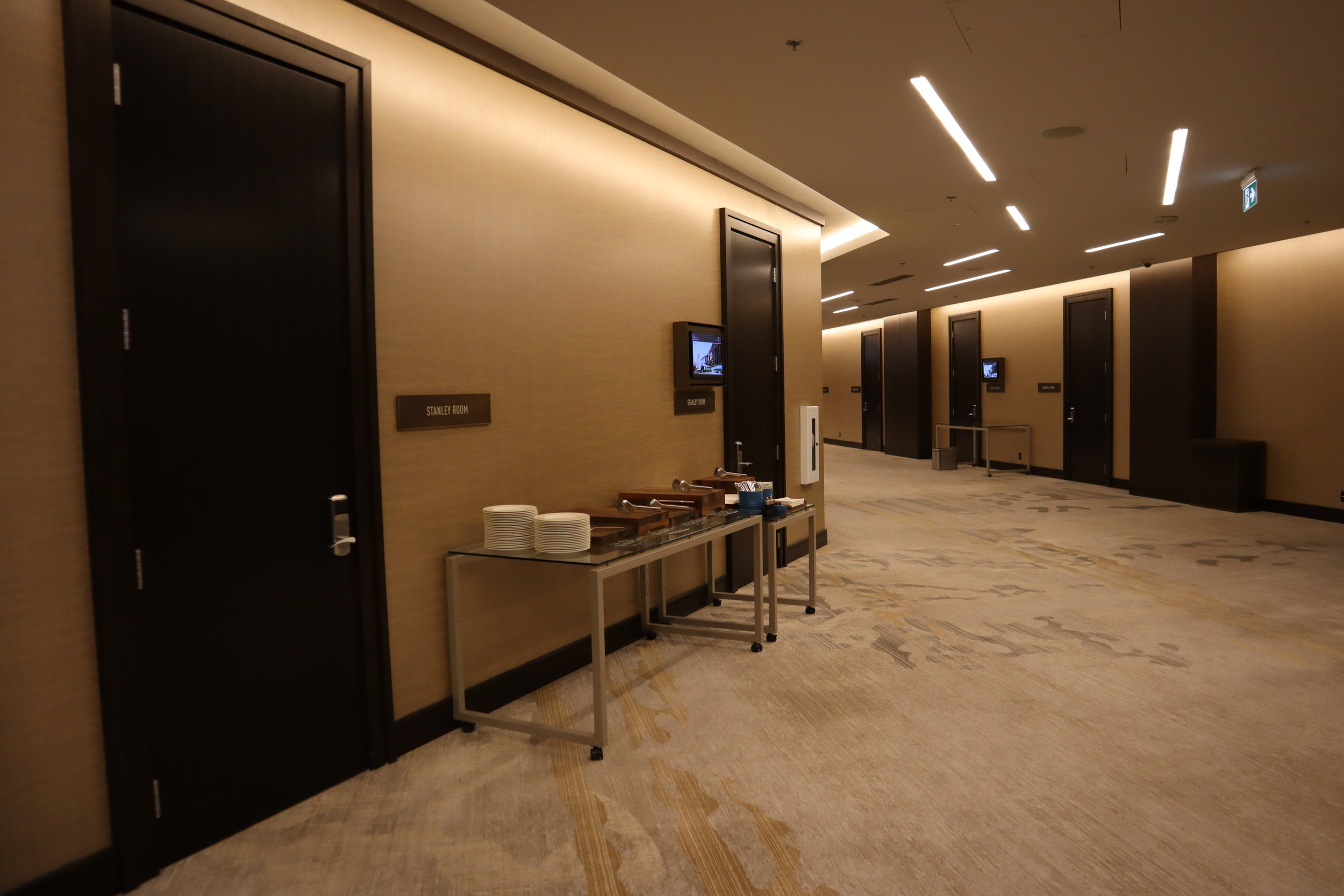 JW Marriott Parq Vancouver – Event spaces