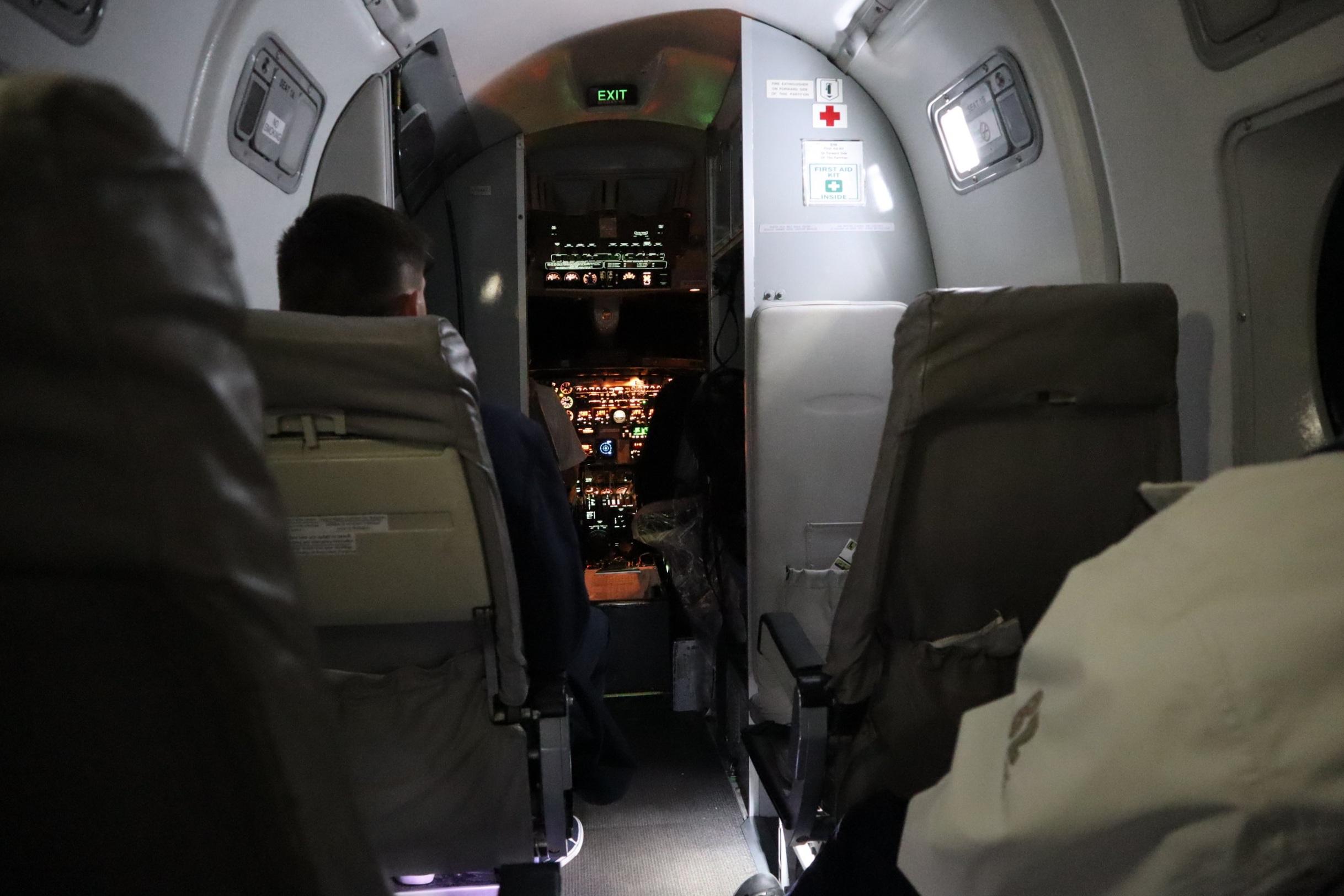 Air Canada Beechcraft 1900D – Taxiing Saint John Airport