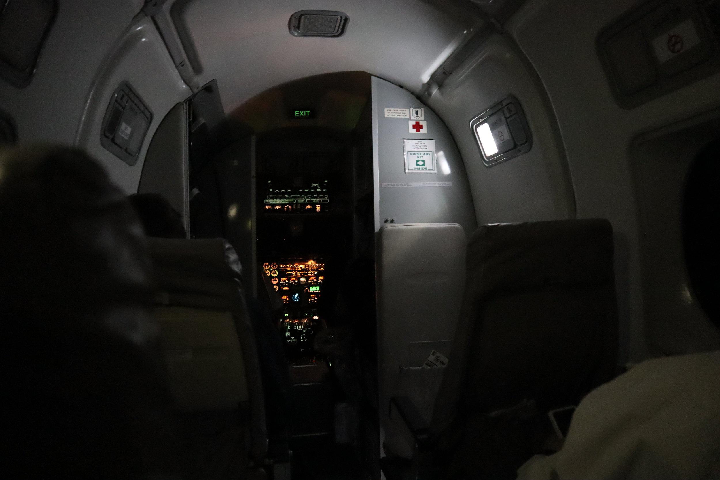 Air Canada Beechcraft 1900D – En route to Halifax