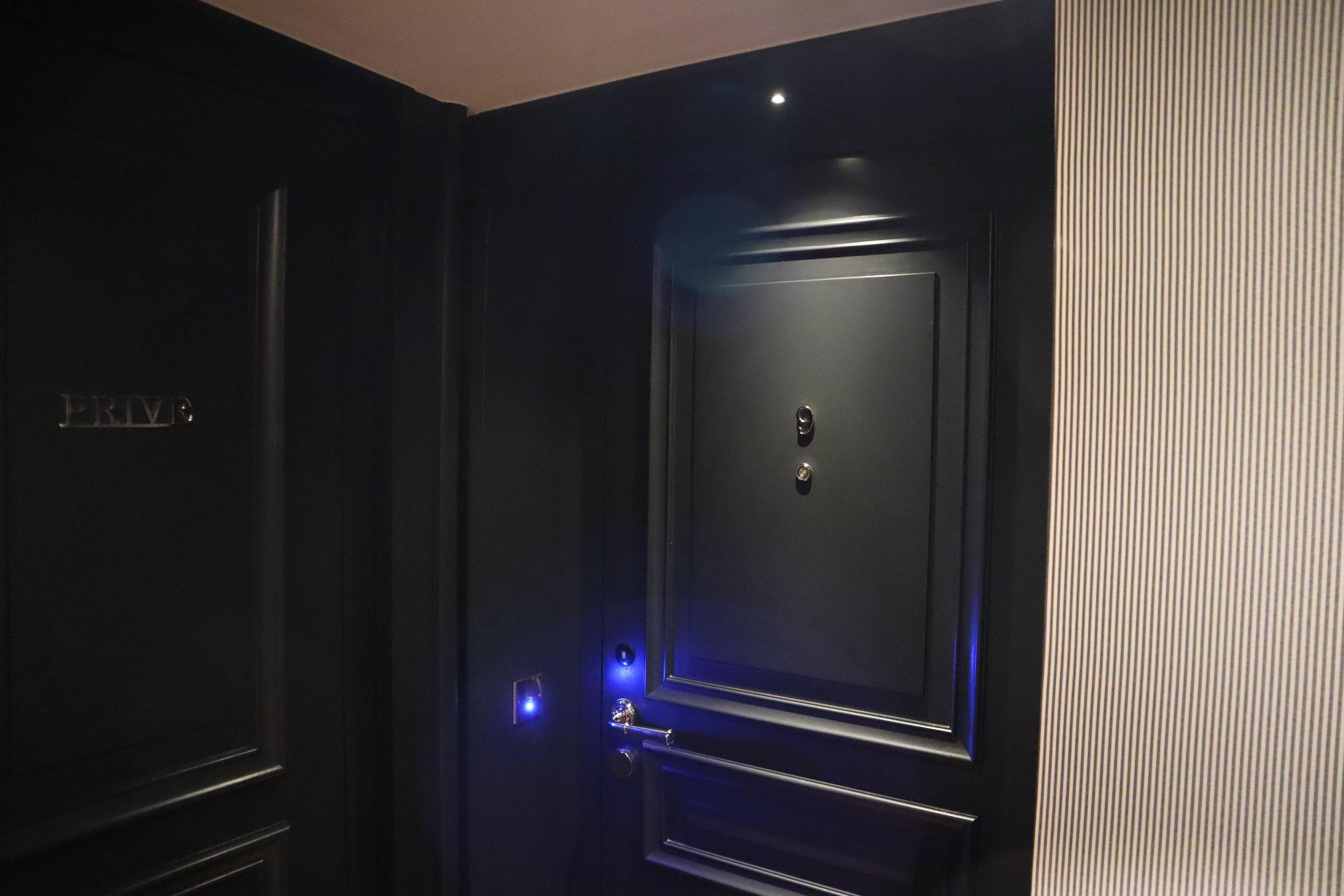Hôtel de Berri Paris – Suite 9 (Berri Suite)