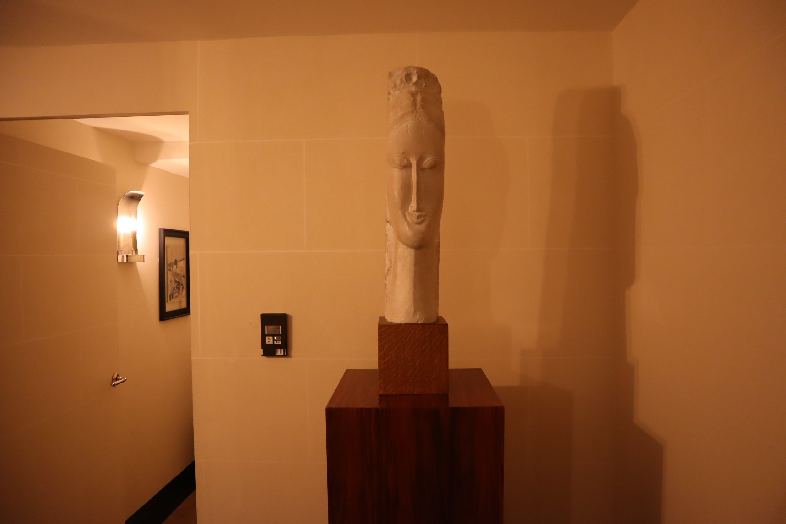Hôtel de Berri Paris – Berri Suite artwork