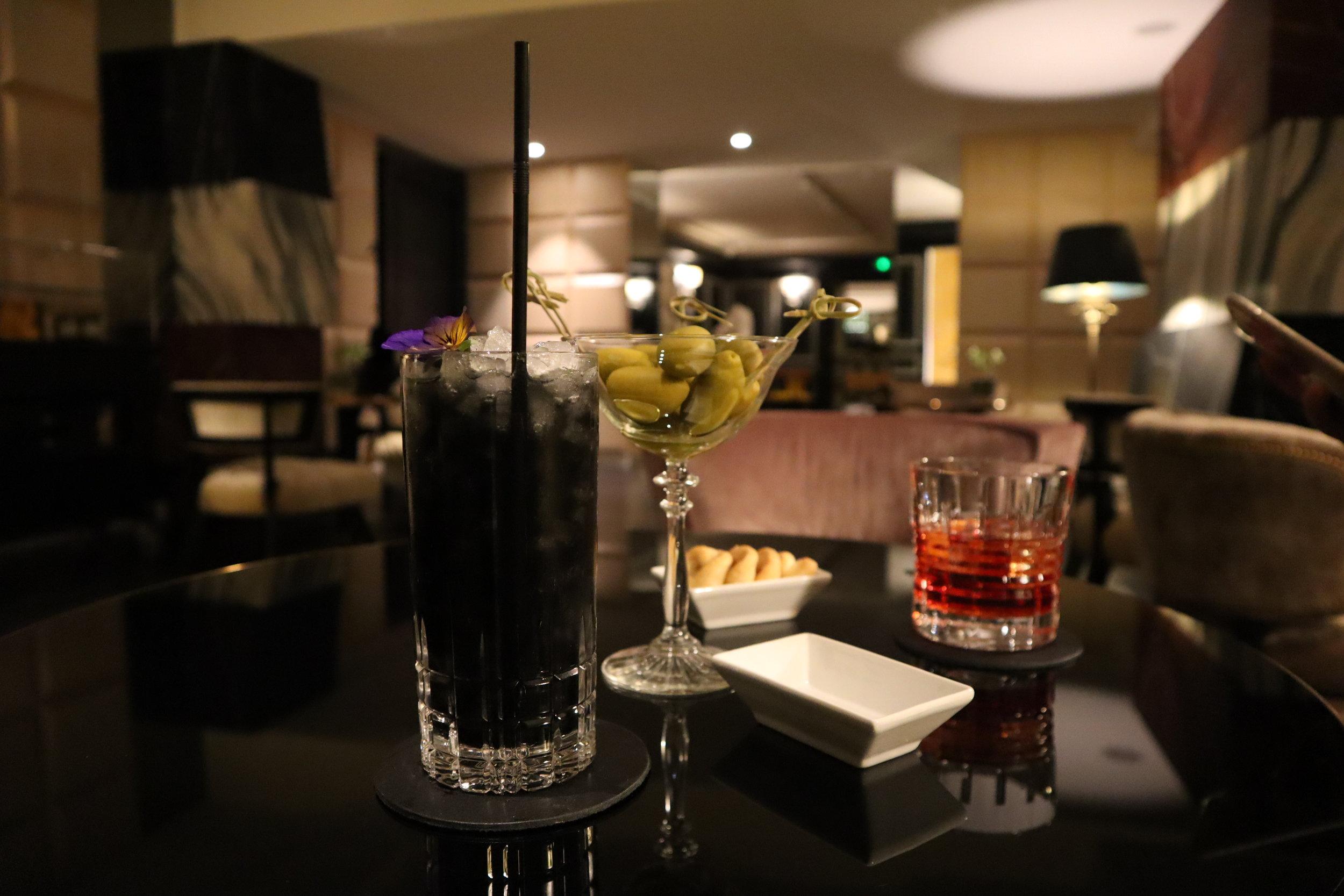Hôtel de Berri Paris – Complimentary drinks