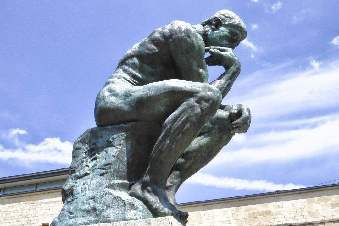 The Thinker, Musée Rodin