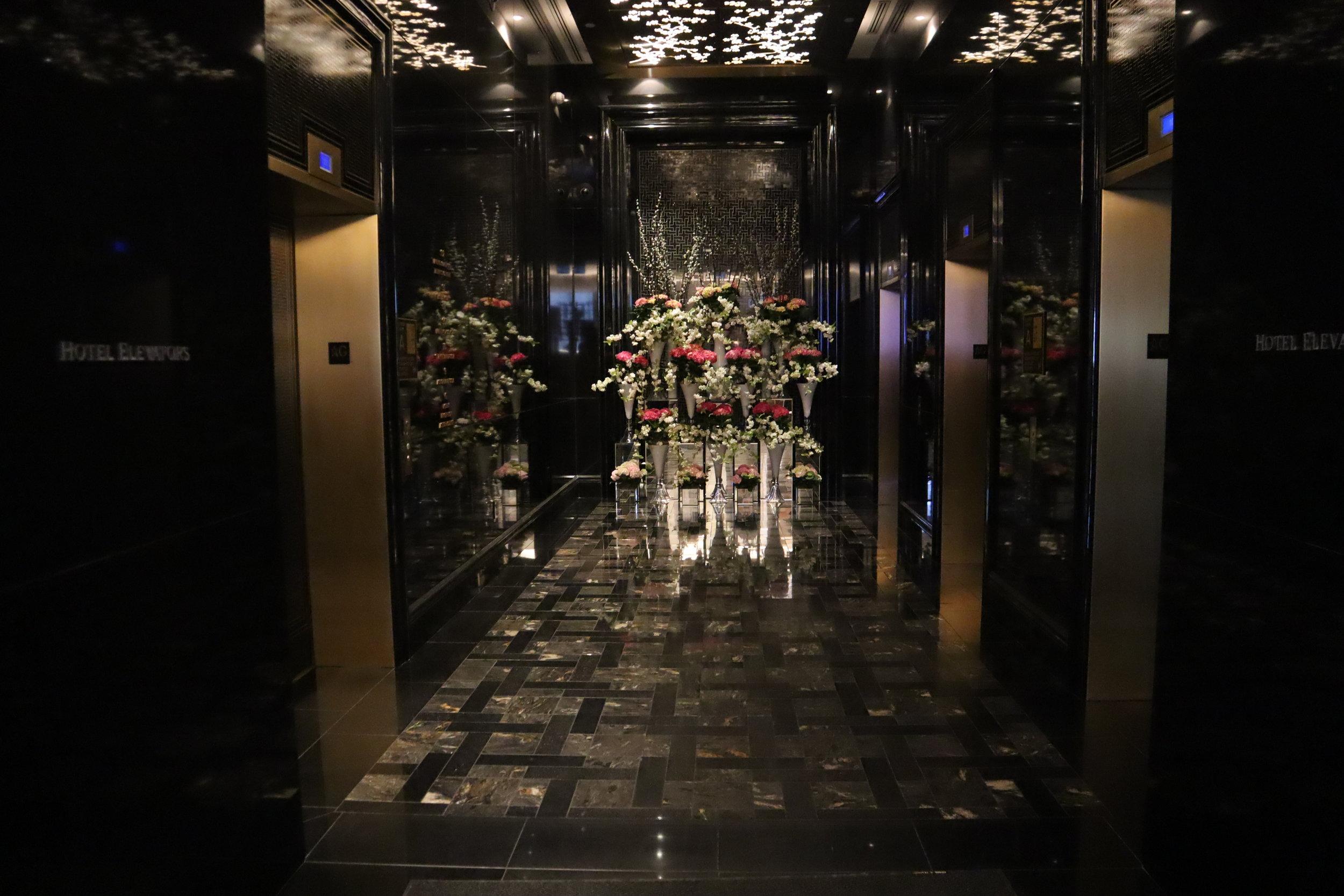 St. Regis Toronto – Elevators