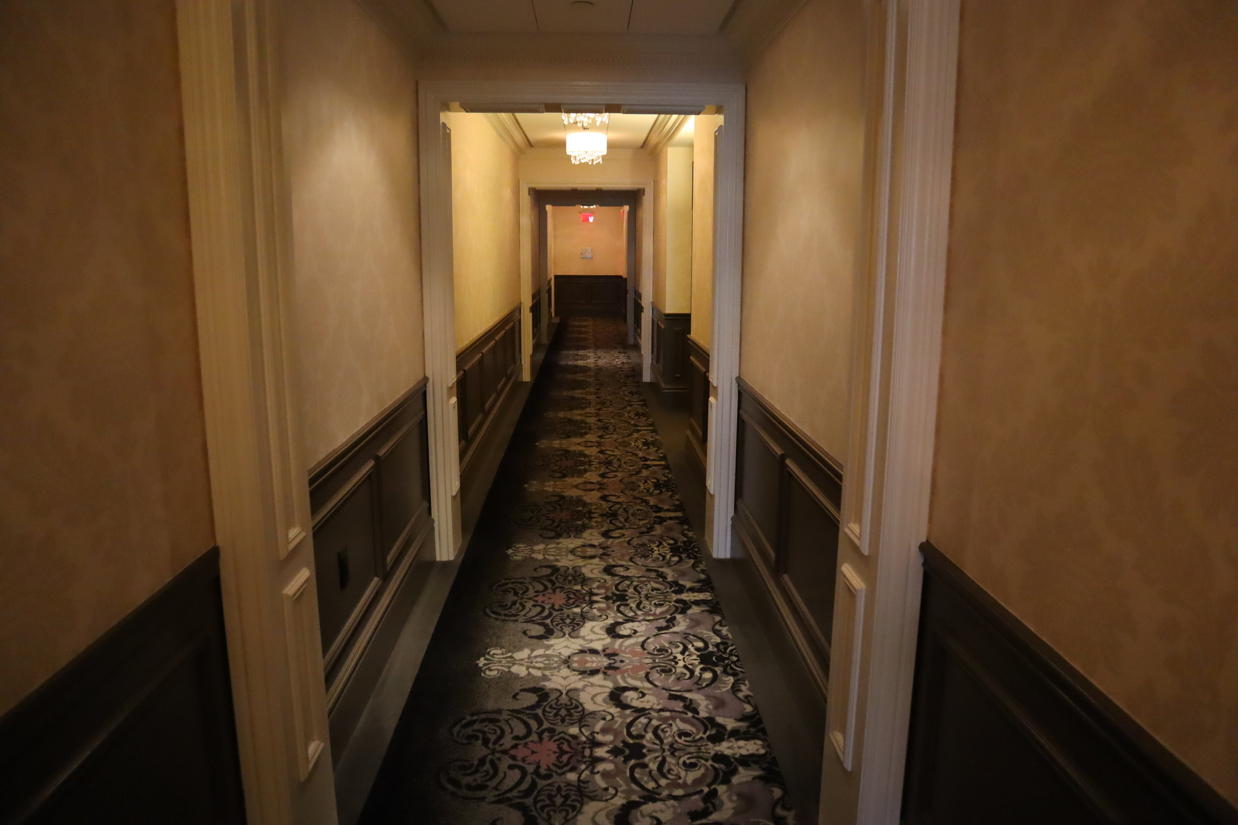 St. Regis Toronto – Hallway