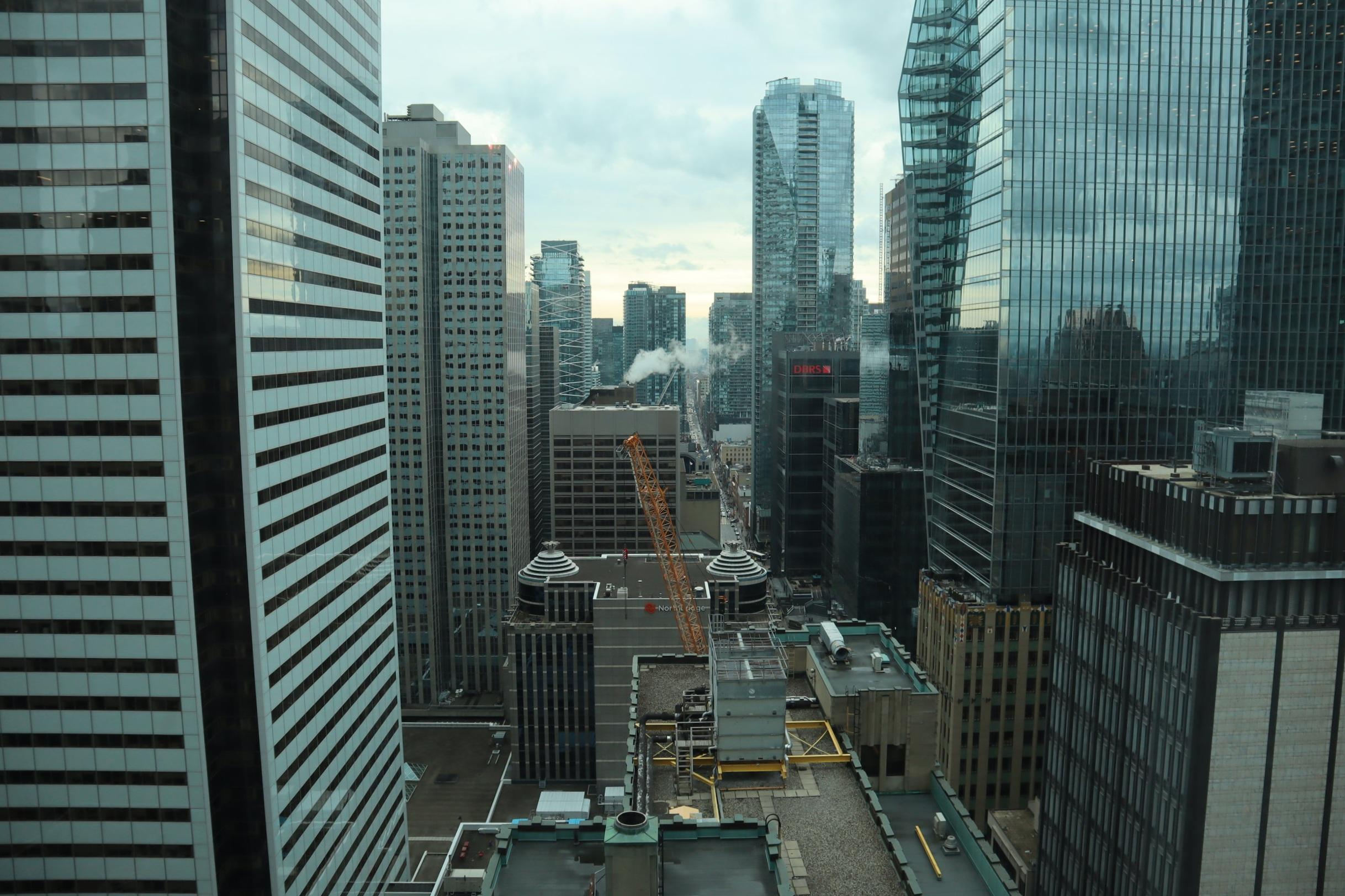 St. Regis Toronto – Two-bedroom suite city views