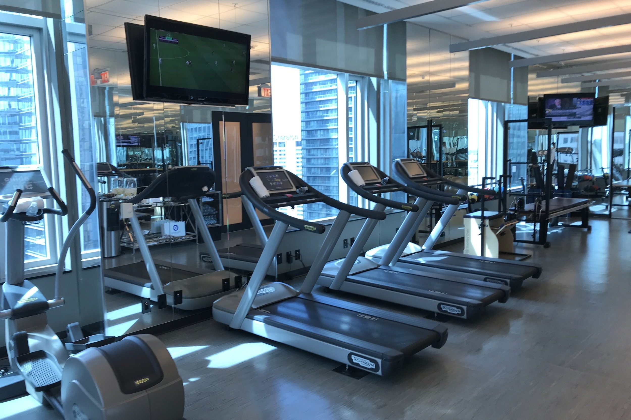St. Regis Toronto – Fitness studio