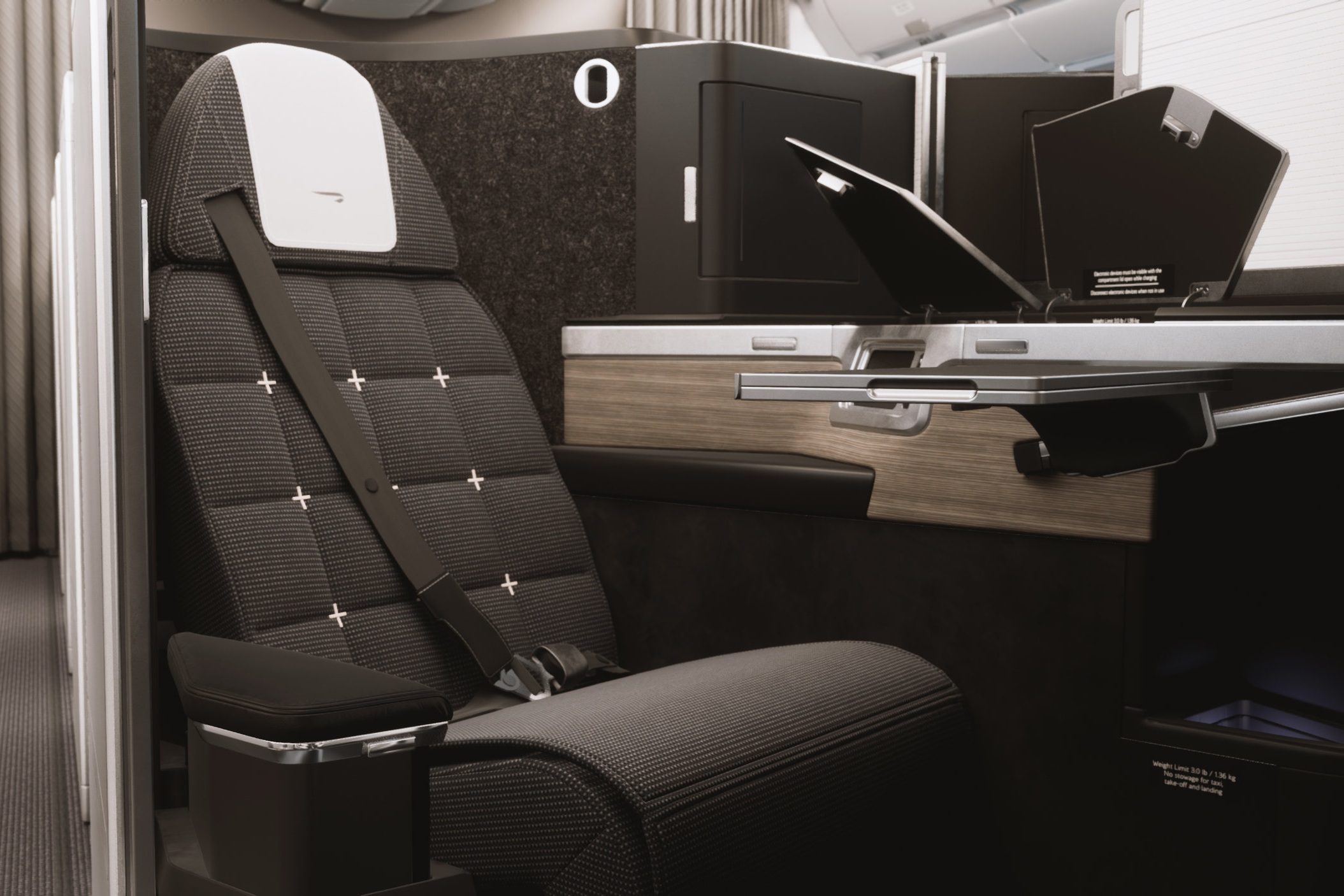 British Airways A350-1000 Club Suite