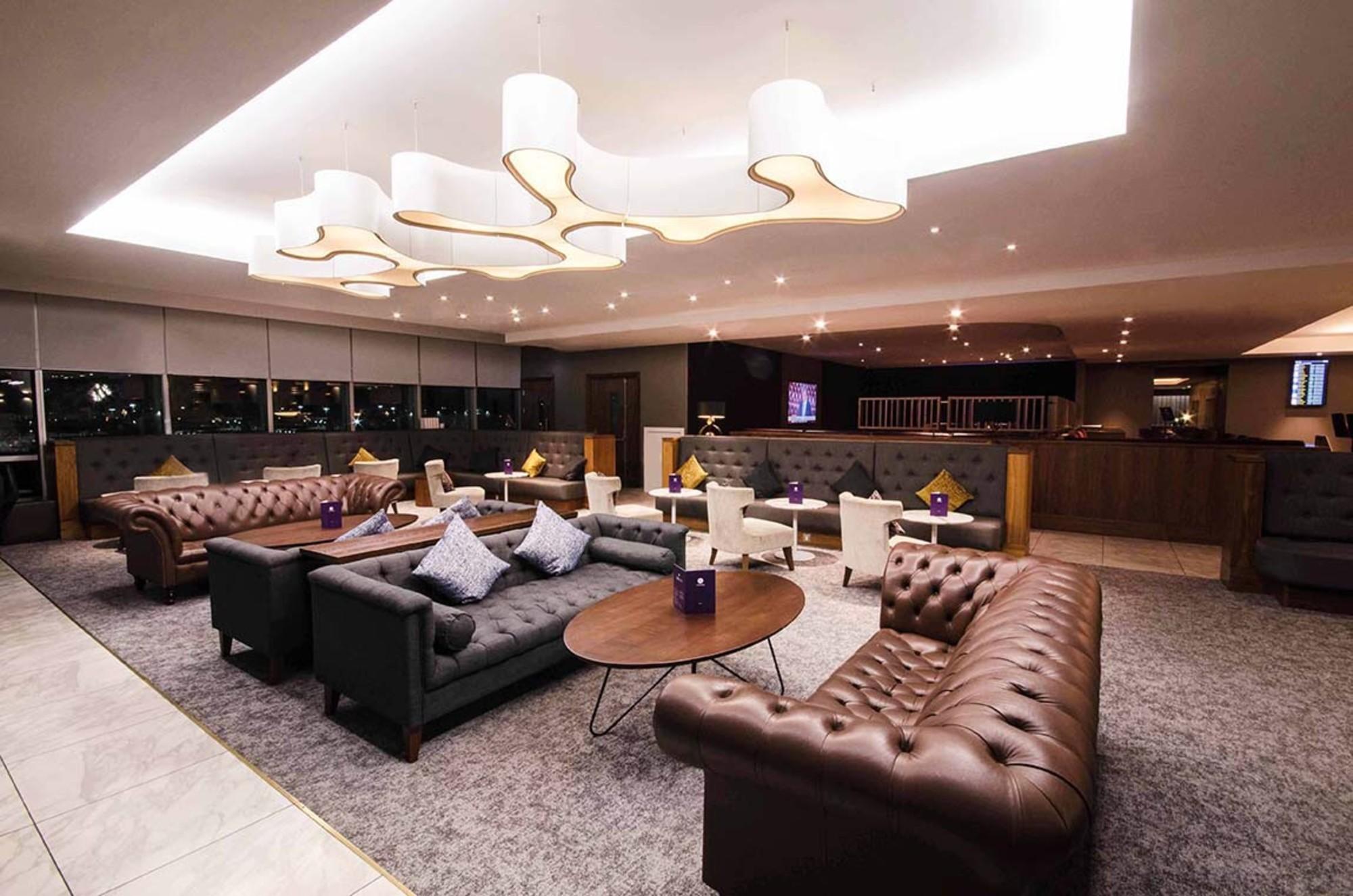 No.1 Lounge, London Gatwick Airport