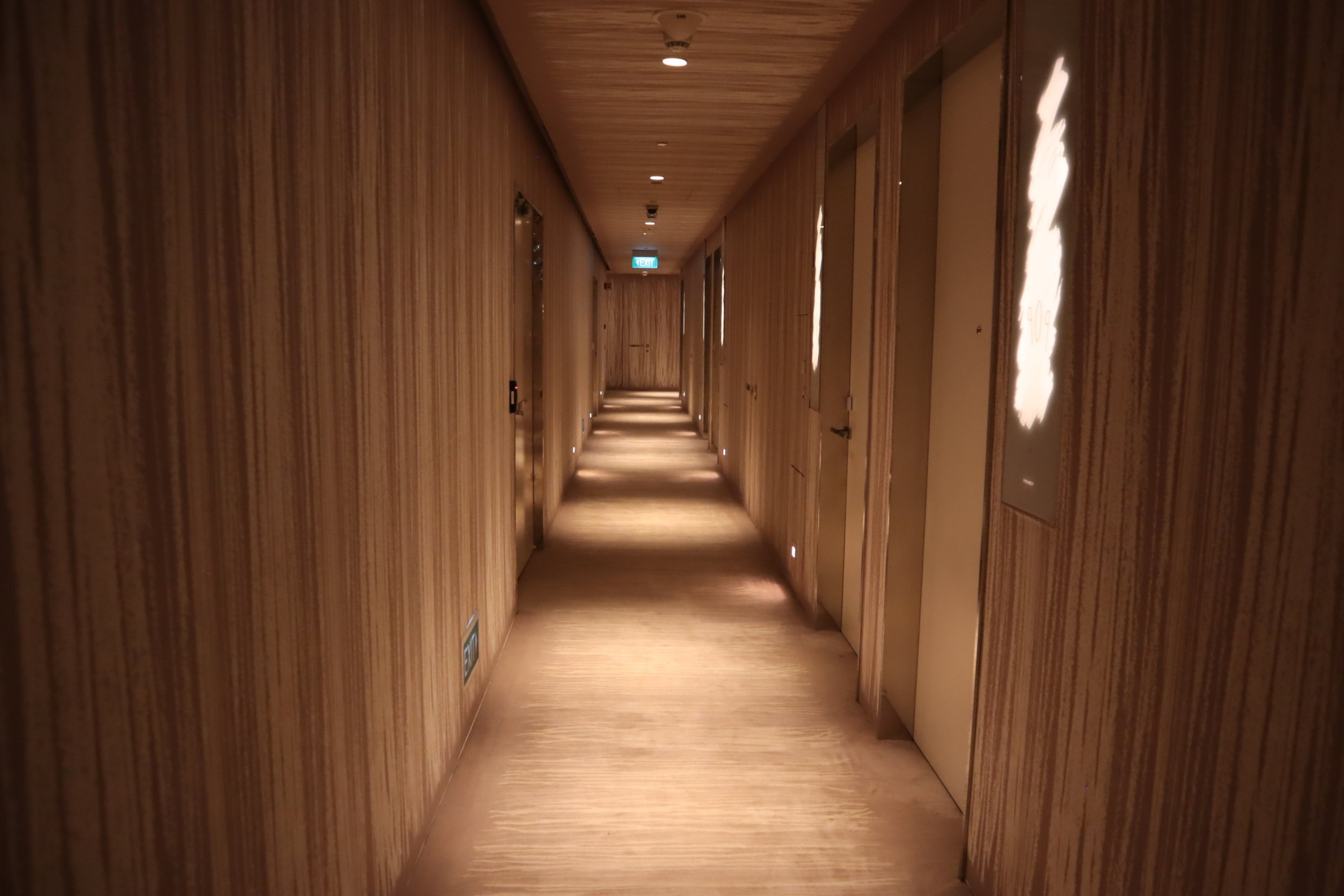 JW Marriott Singapore South Beach – Hallway