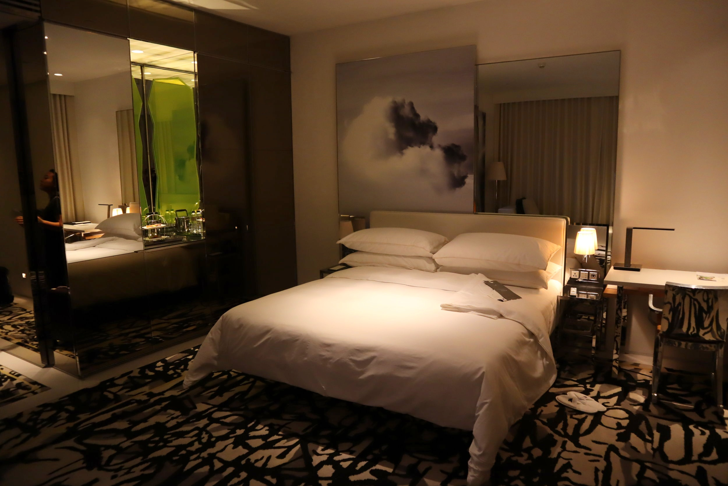 JW Marriott Singapore South Beach – Deluxe Room