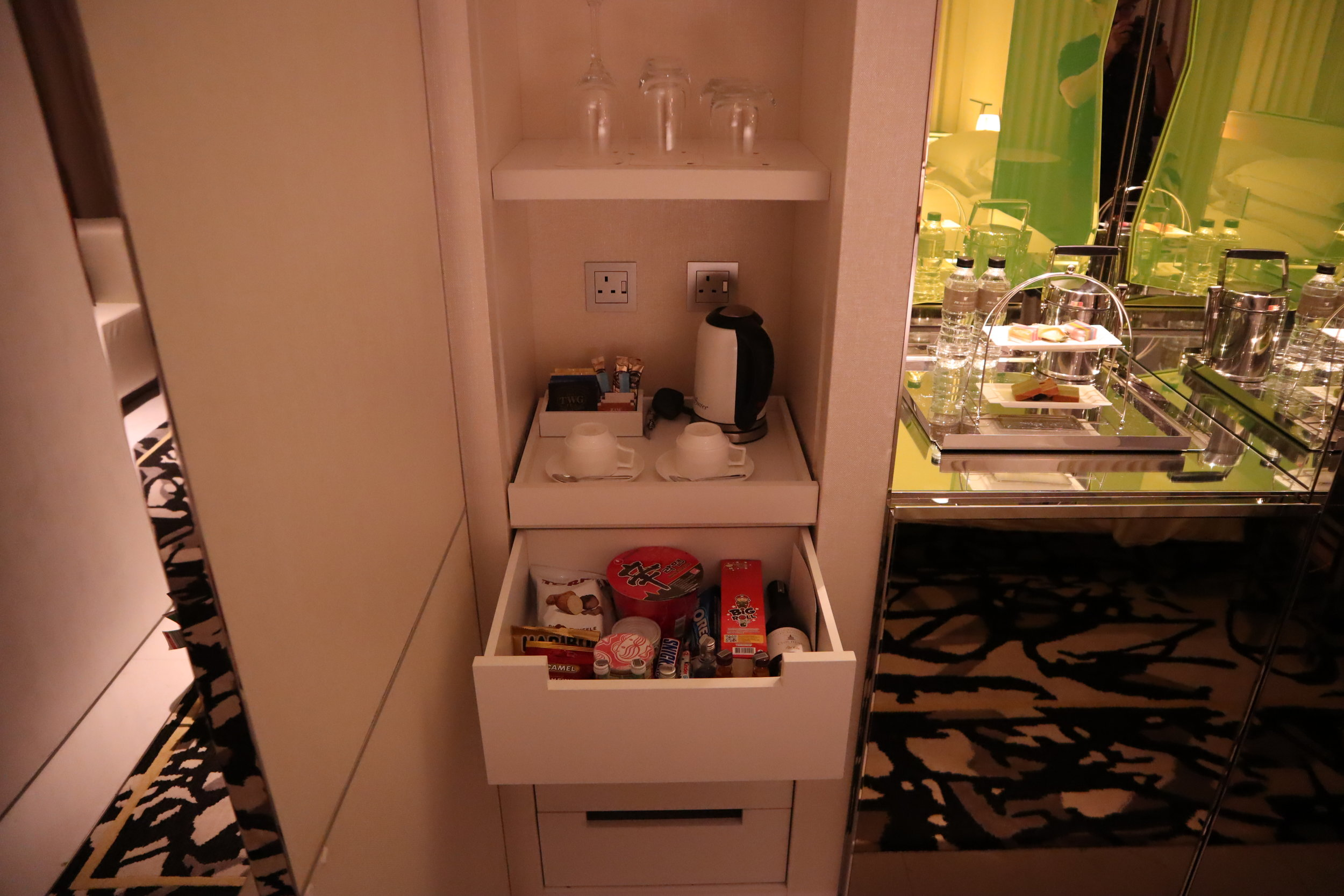 JW Marriott Singapore South Beach – Pantry