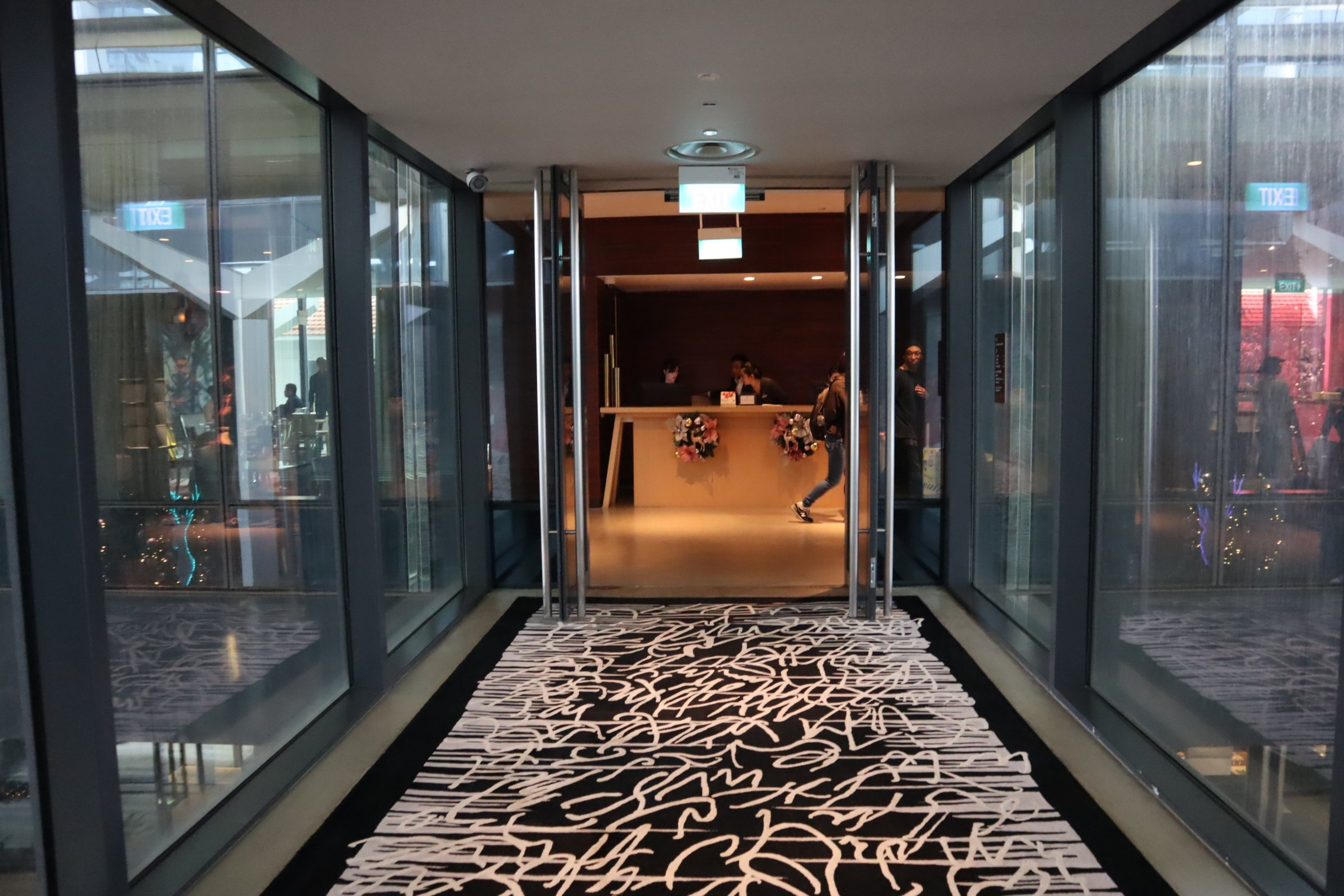 JW Marriott Singapore South Beach – Executive Lounge