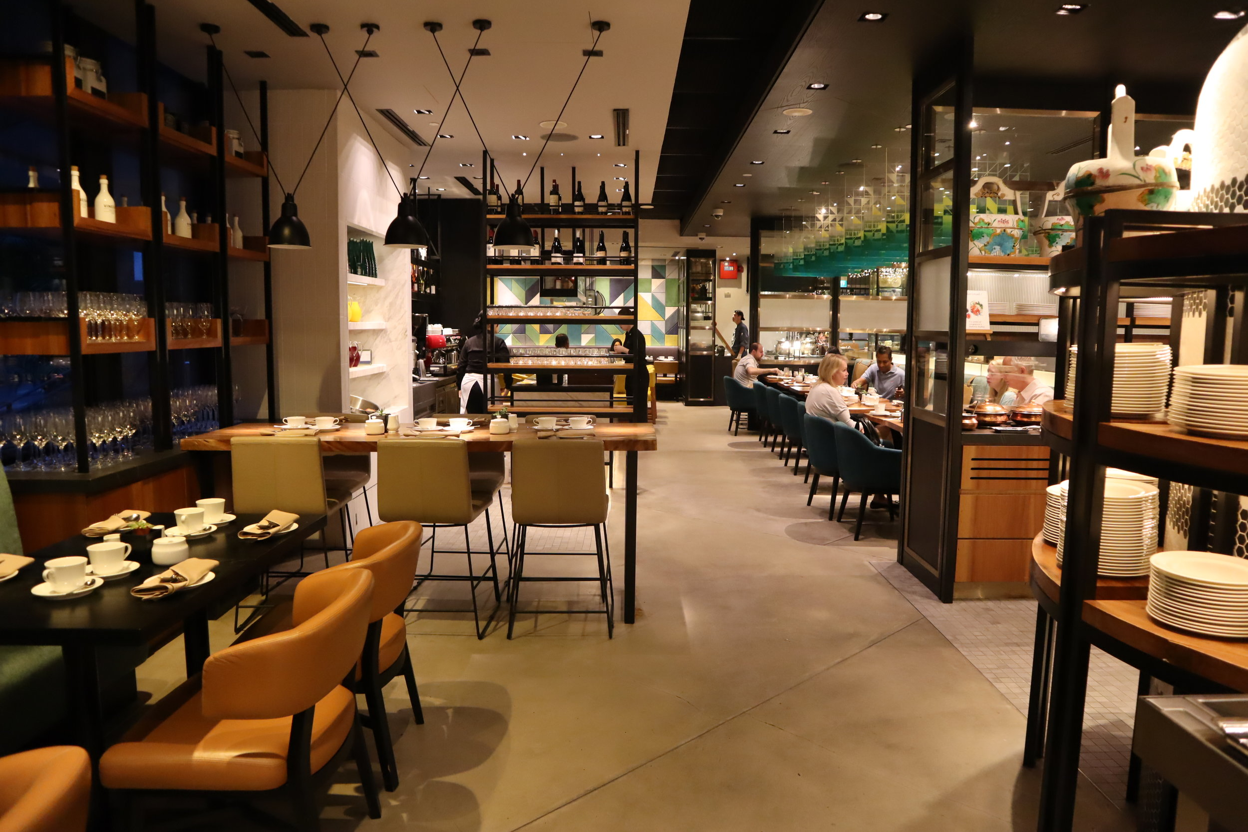 JW Marriott Singapore South Beach – Beach Road Kitchen