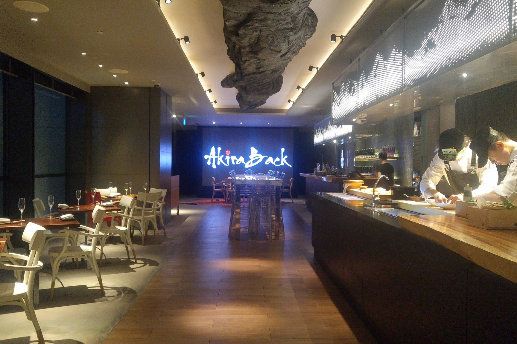 JW Marriott Singapore South Beach – Akira Back restaurant