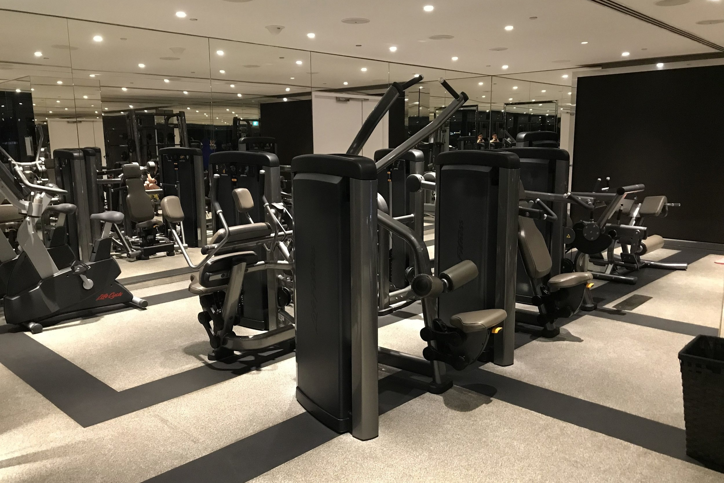 JW Marriott Singapore South Beach – Fitness centre
