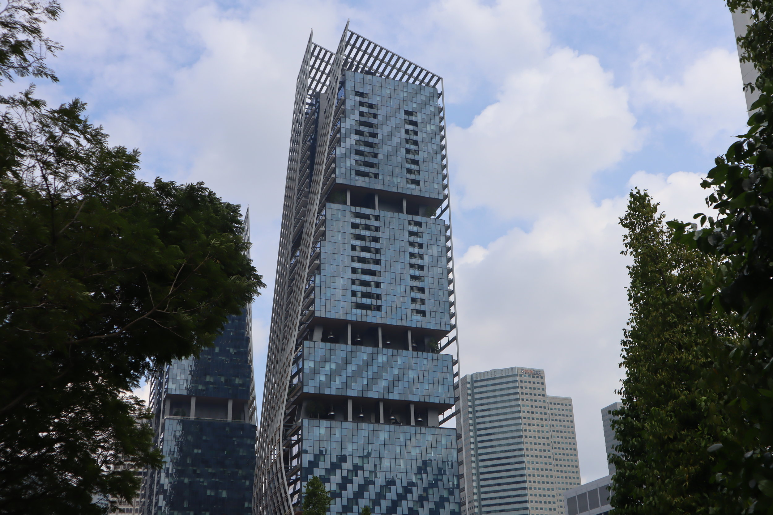 JW Marriott Singapore South Beach – Building