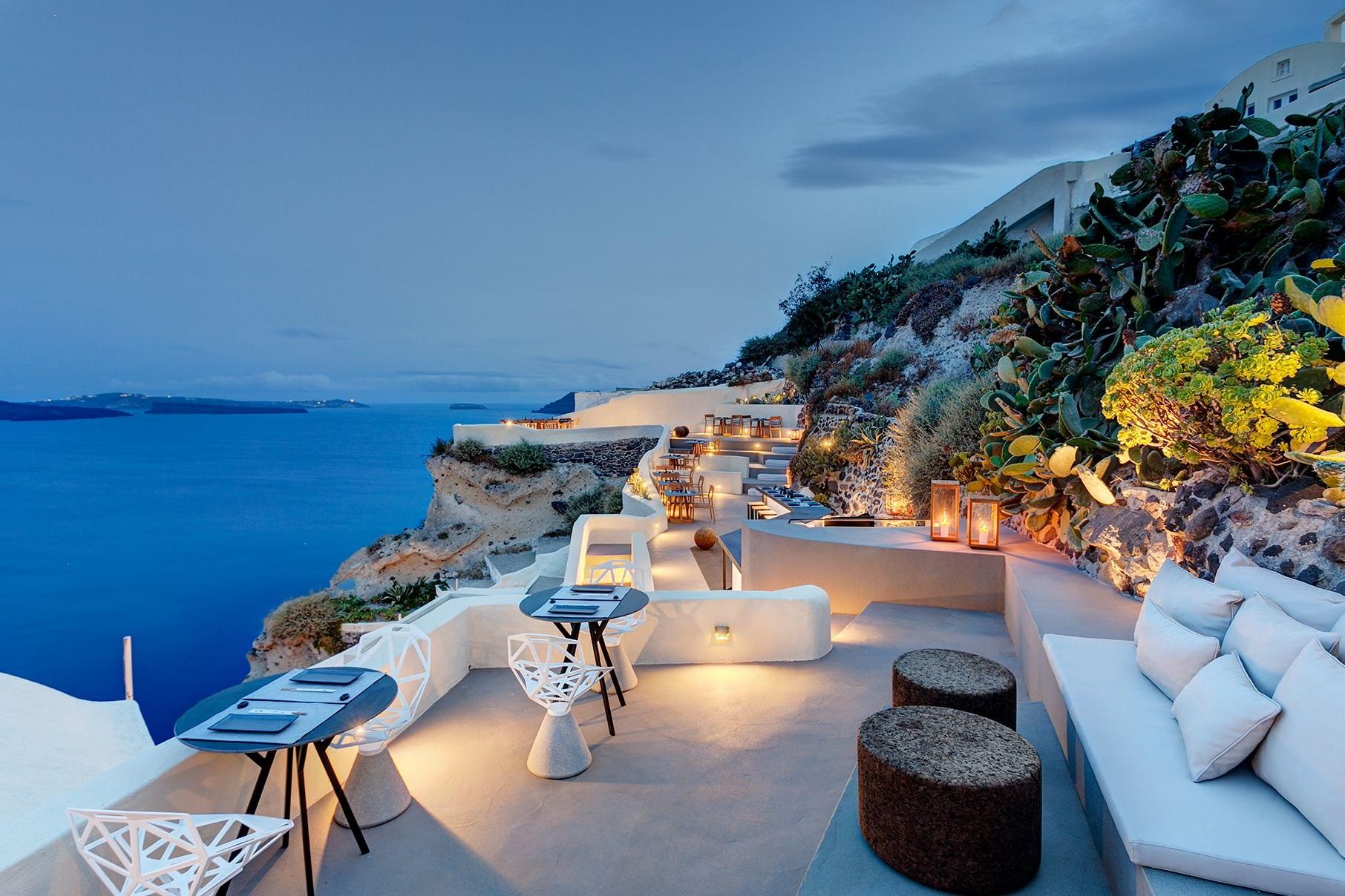 Mystique, a Luxury Collection Resort, Santorini
