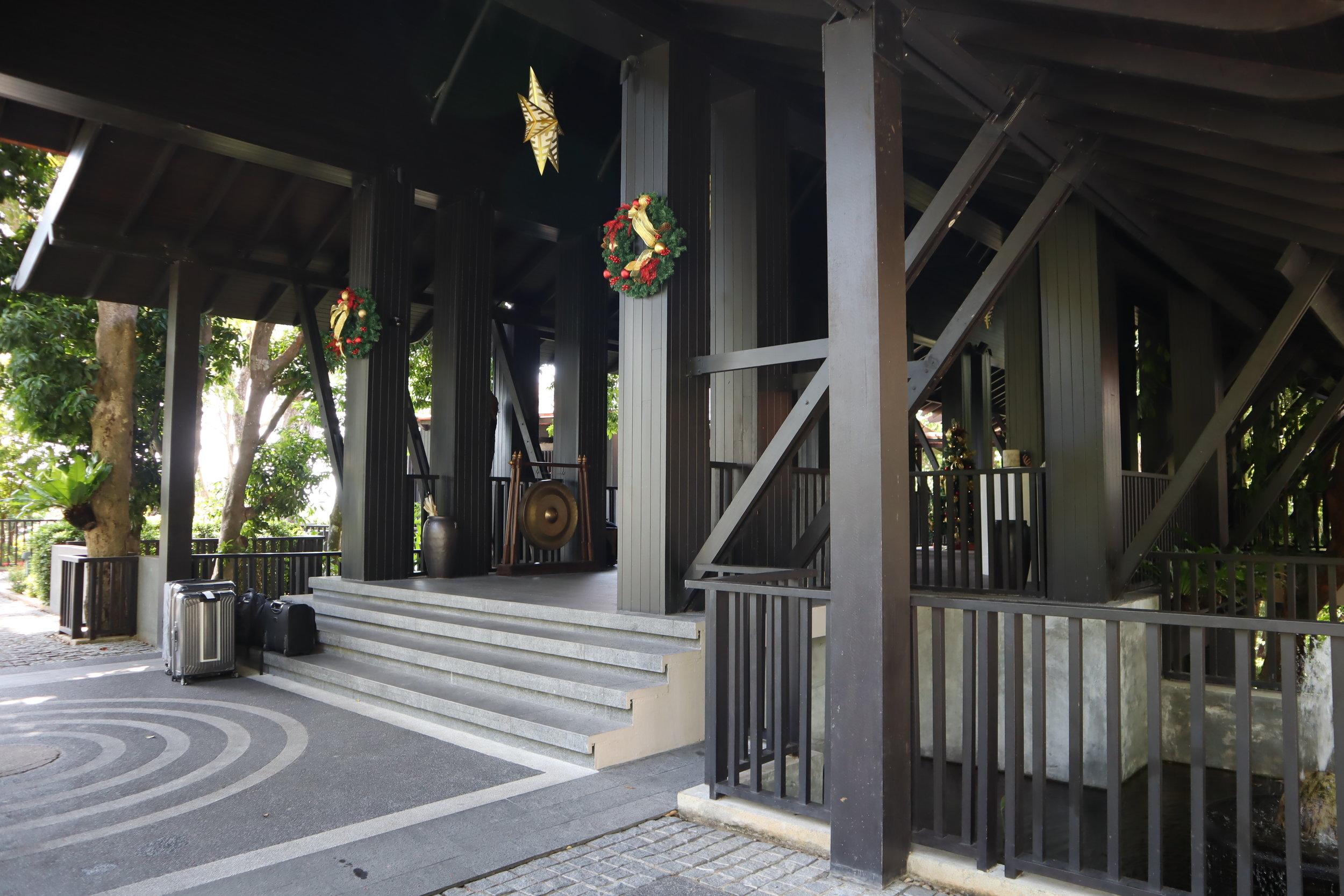 The Ritz-Carlton, Langkawi – Arrival Lodge