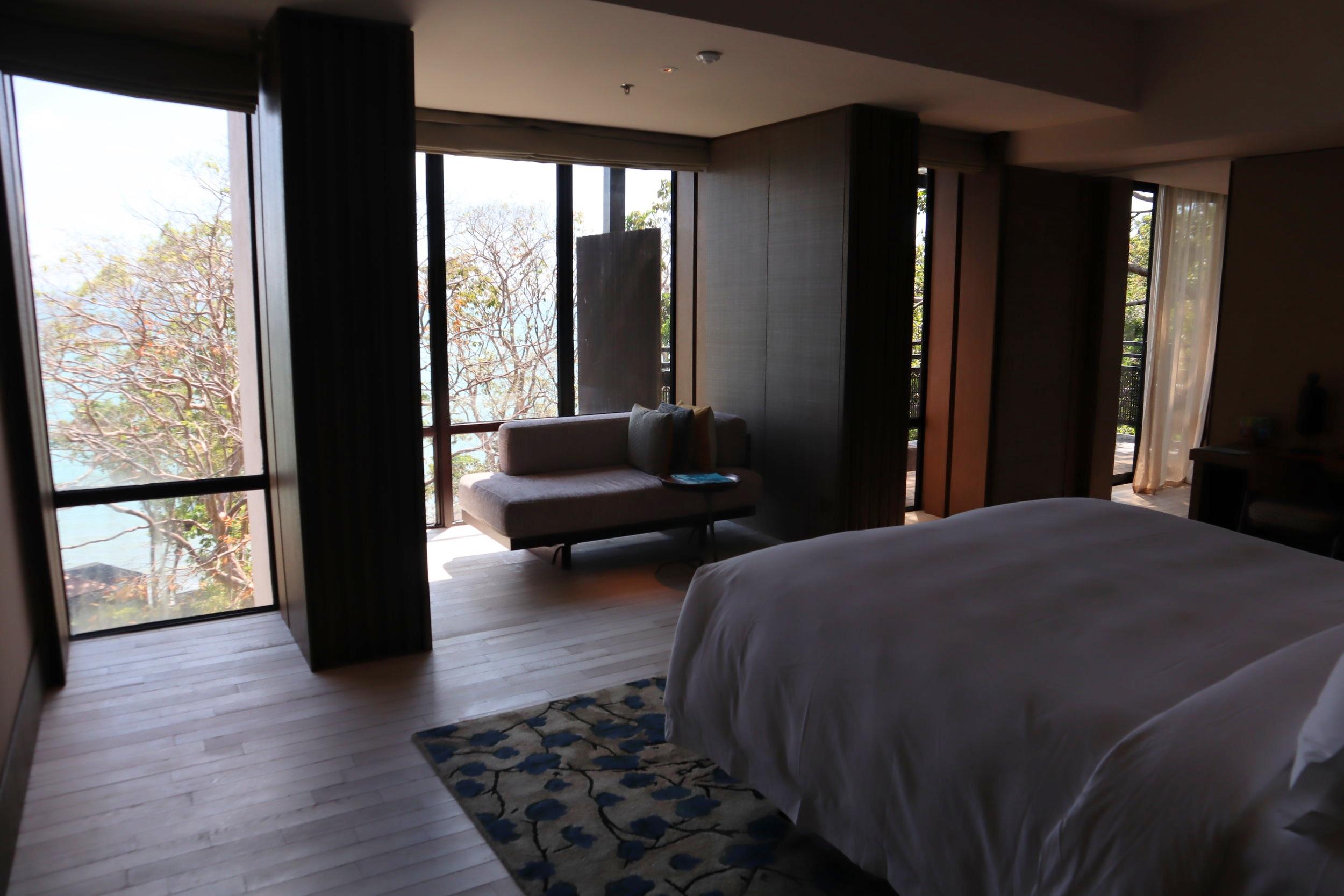 The Ritz-Carlton, Langkawi – Rainforest Junior Suite