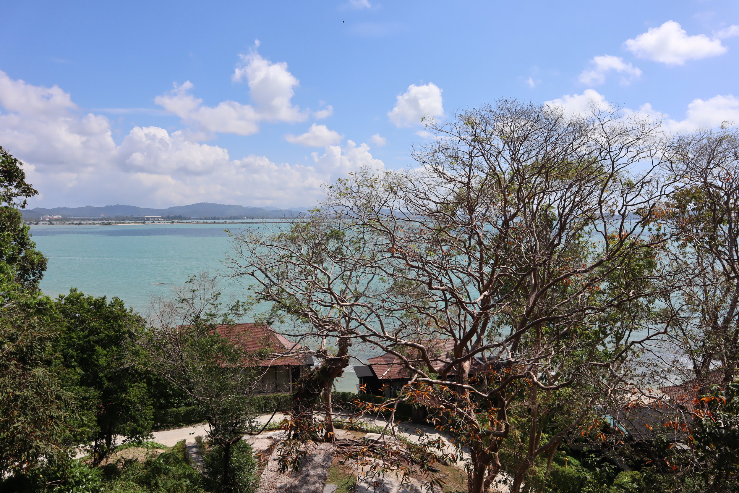 The Ritz-Carlton, Langkawi – View from balcony