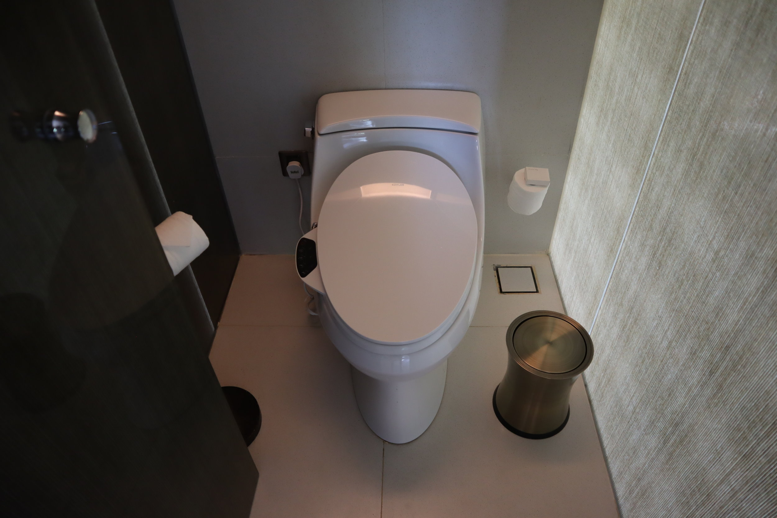 The Ritz-Carlton, Langkawi – Rainforest Junior Suite toilet