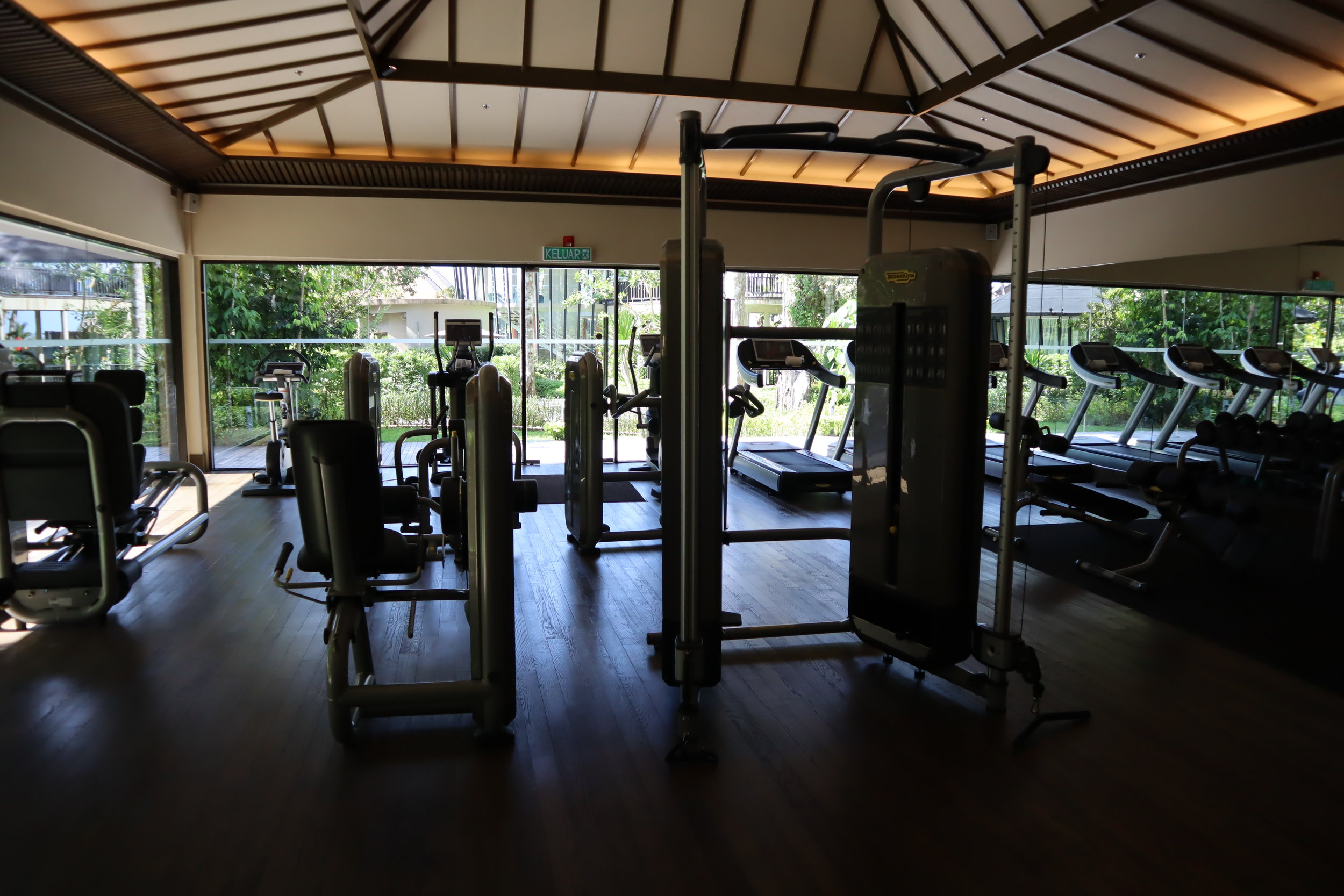 The Ritz-Carlton, Langkawi – Fitness centre