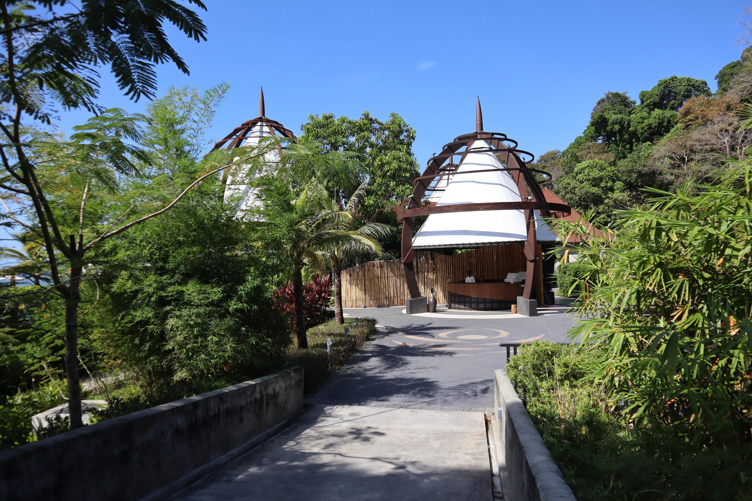 The Ritz-Carlton, Langkawi – Poolside lodge