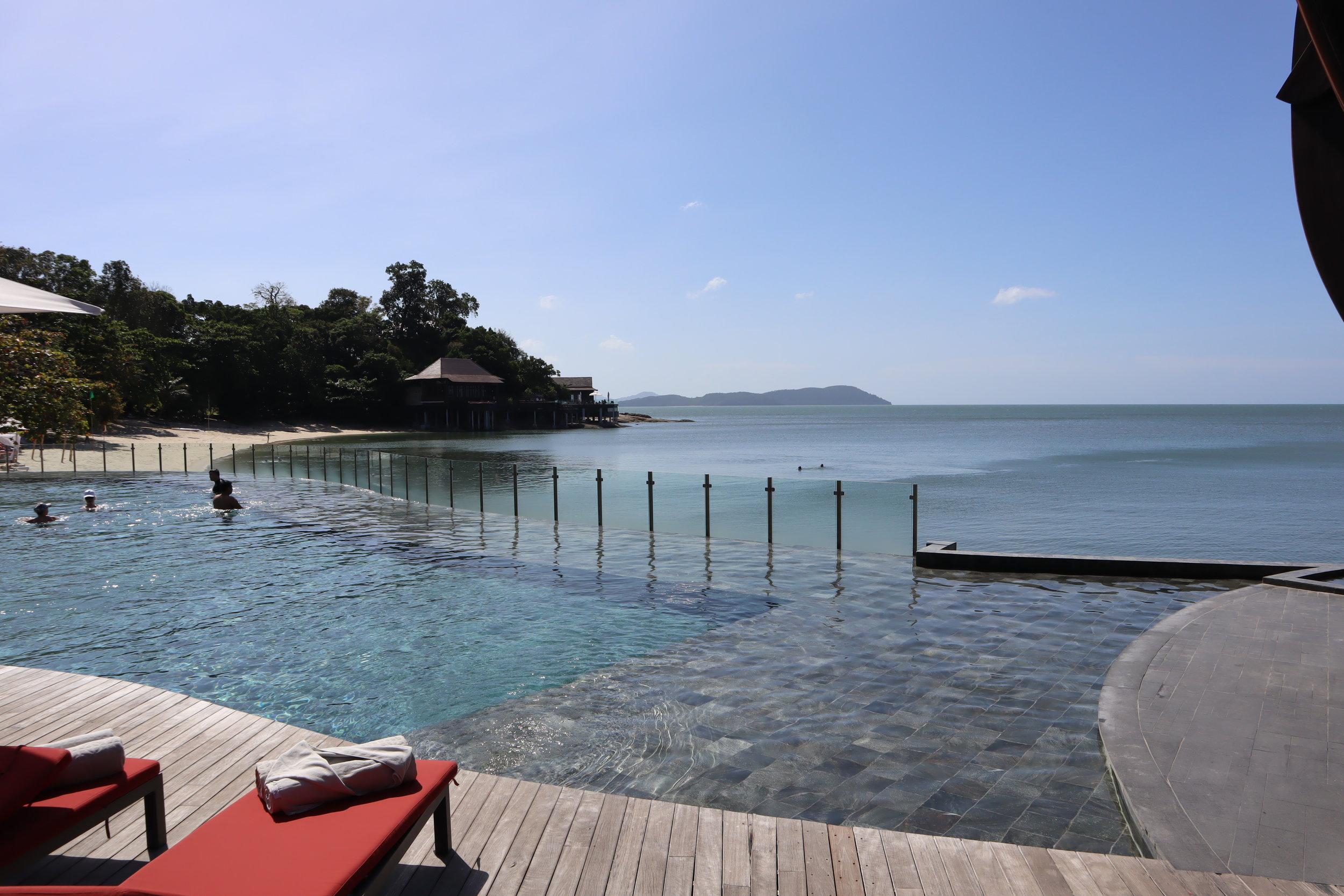 The Ritz-Carlton, Langkawi – Main pool