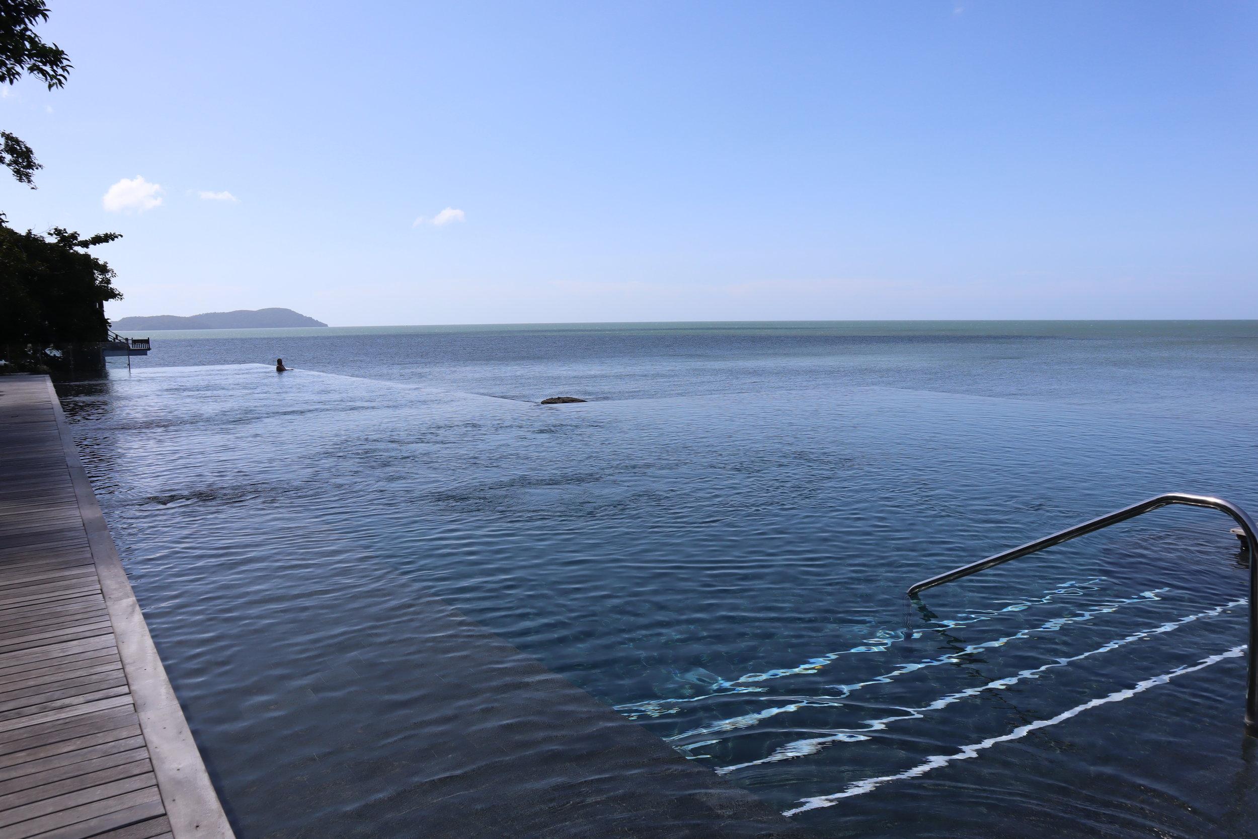 The Ritz-Carlton, Langkawi – Horizon infinity pool