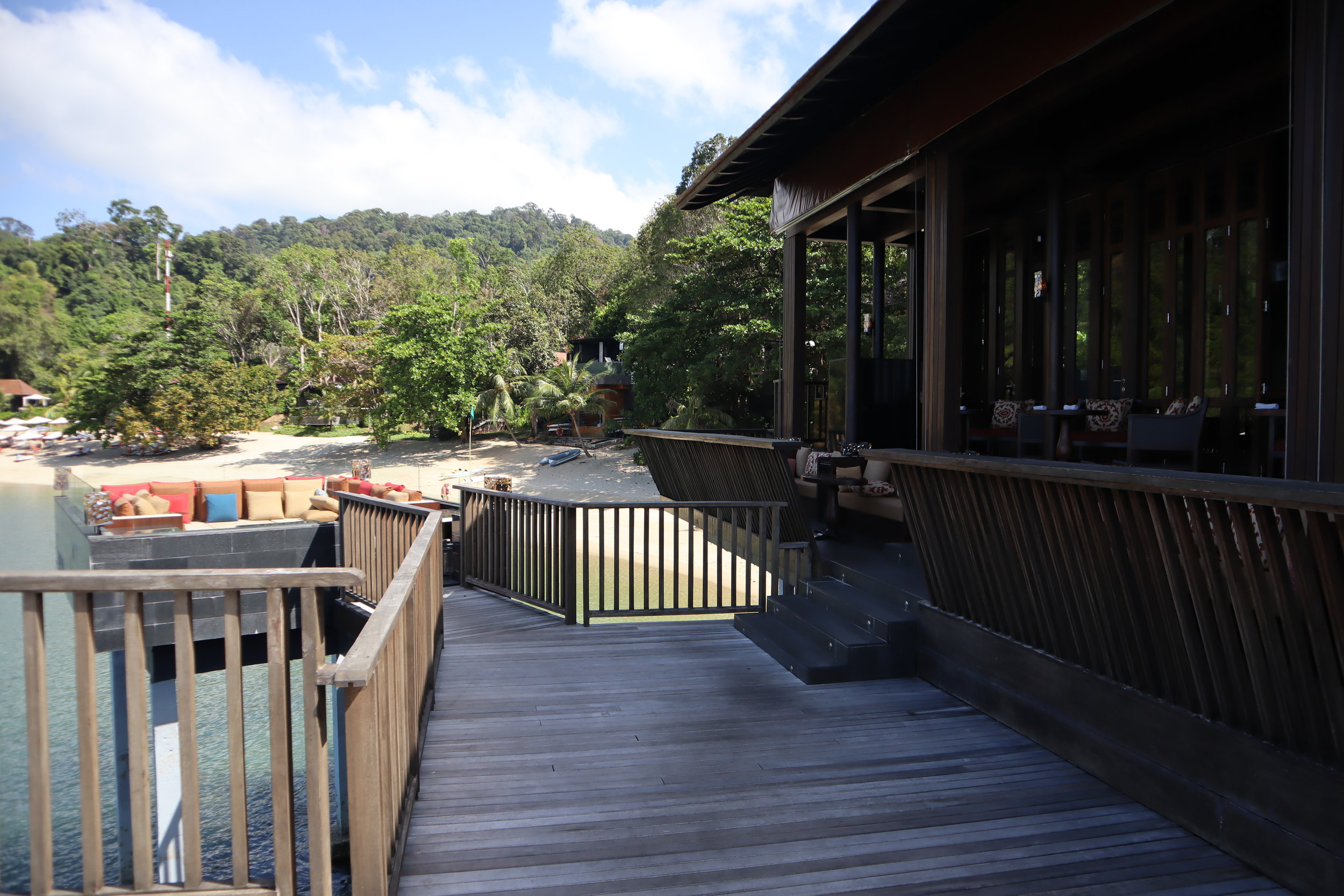 The Ritz-Carlton, Langkawi – Horizon restaurant