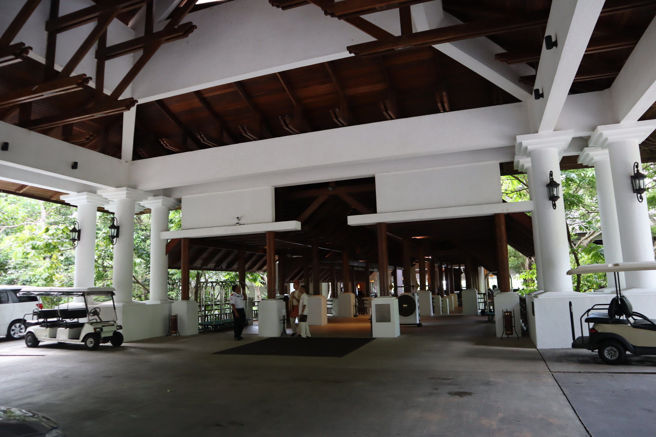The Andaman Langkawi – Entrance